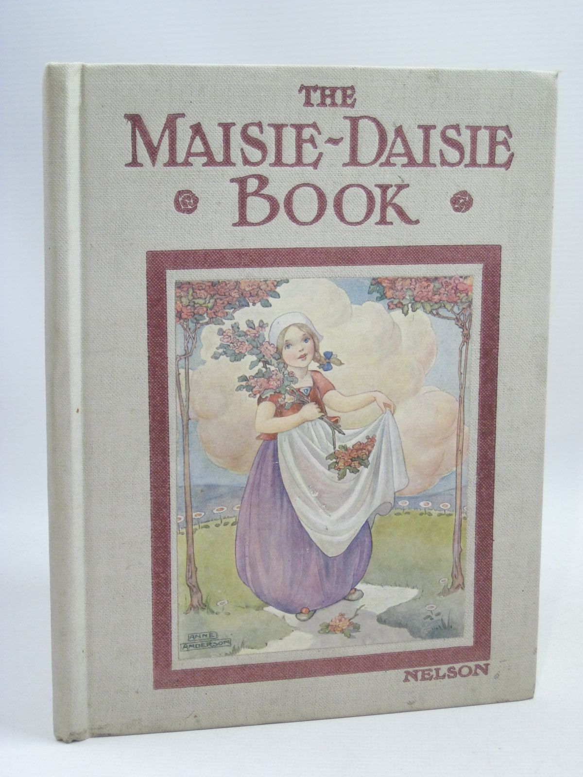 Photo of THE MAISIE-DAISIE BOOK illustrated by Anderson, Anne published by Thomas Nelson & Sons (STOCK CODE: 1505927)  for sale by Stella & Rose's Books
