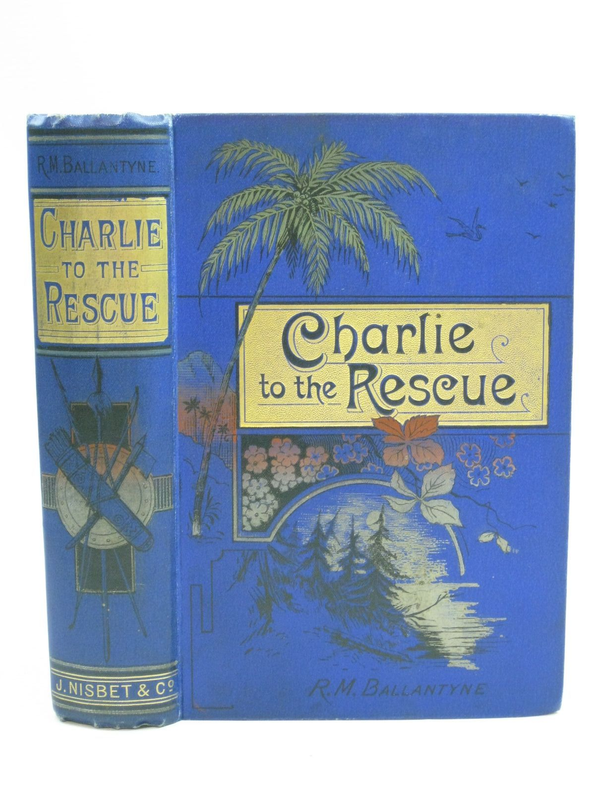 Photo of CHARLIE TO THE RESCUE- Stock Number: 1505939