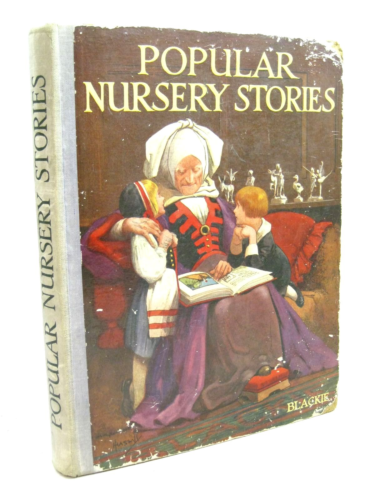 Photo of BLACKIE'S POPULAR NURSERY STORIES illustrated by Hassall, John published by Blackie & Son Ltd. (STOCK CODE: 1505971)  for sale by Stella & Rose's Books