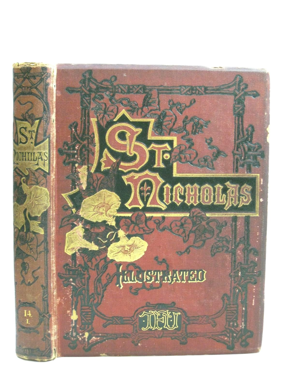 Photo of ST. NICHOLAS VOL XIV PART I NOVEMBER 1886 TO APRIL 1887- Stock Number: 1505998
