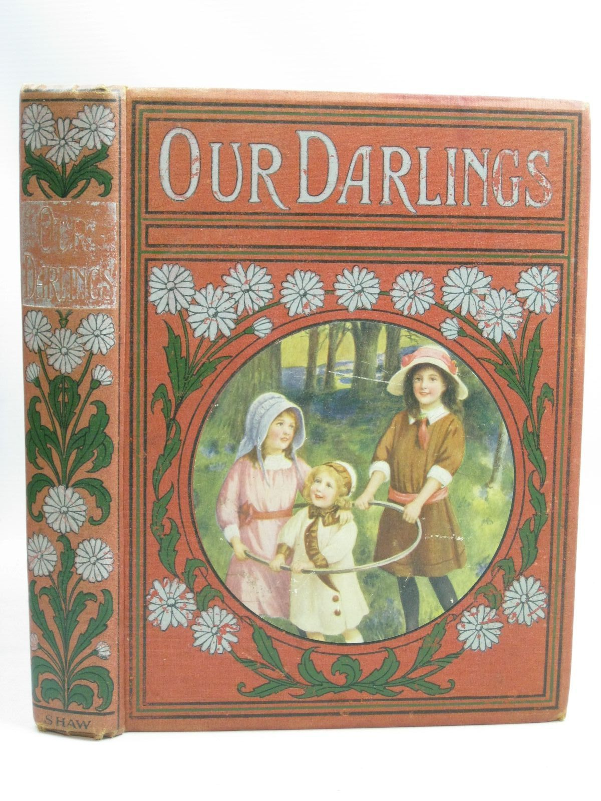 Photo of OUR DARLINGS written by Corbett, Mrs. George et al,  illustrated by Aris, Ernest A. Wain, Louis et al.,  published by John F. Shaw & Co Ltd. (STOCK CODE: 1506020)  for sale by Stella & Rose's Books