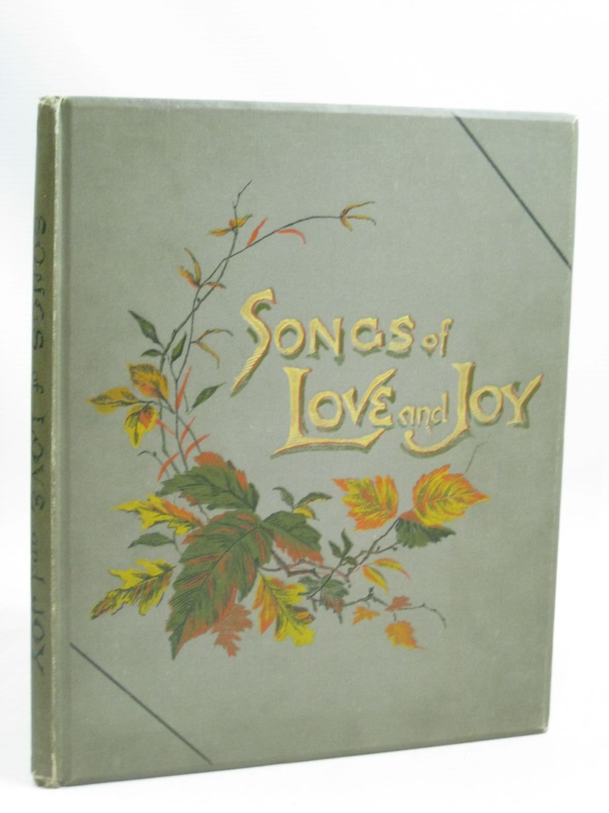 Photo of SONGS OF LOVE AND JOY written by Bonardd, Horatius published by H.J. Drane (STOCK CODE: 1506022)  for sale by Stella & Rose's Books