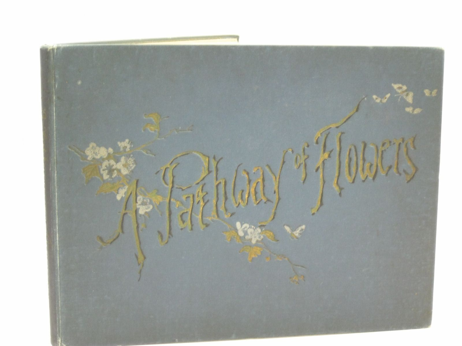 Photo of A PATHWAY OF FLOWERS written by Waithman, Helen Maud published by Ernest Nister, E.P. Dutton & Co. (STOCK CODE: 1506023)  for sale by Stella & Rose's Books