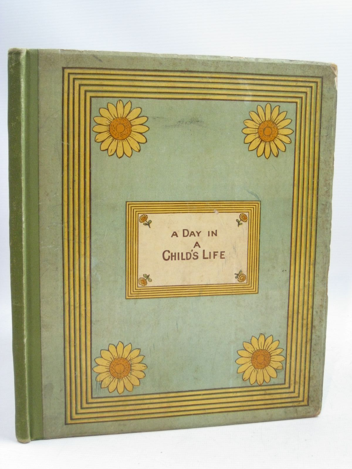 Photo of A DAY IN A CHILD'S LIFE written by Foster, Myles B. illustrated by Greenaway, Kate published by George Routledge & Sons (STOCK CODE: 1506041)  for sale by Stella & Rose's Books
