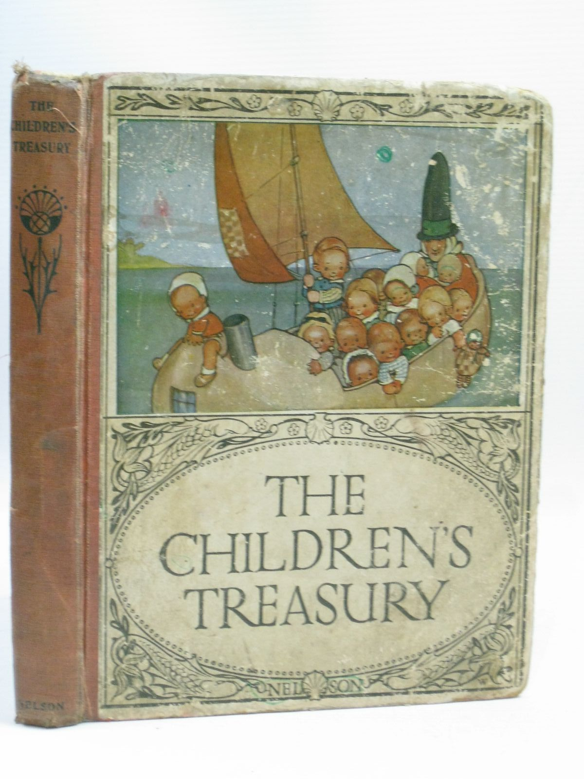 Photo of THE CHILDREN'S TREASURY OF PICTURES AND STORIES NO. XXI written by Whipple, Amy Kneeland, Clarissa A. et al,  illustrated by Anderson, Anne et al.,  published by Thomas Nelson and Sons Ltd. (STOCK CODE: 1506096)  for sale by Stella & Rose's Books