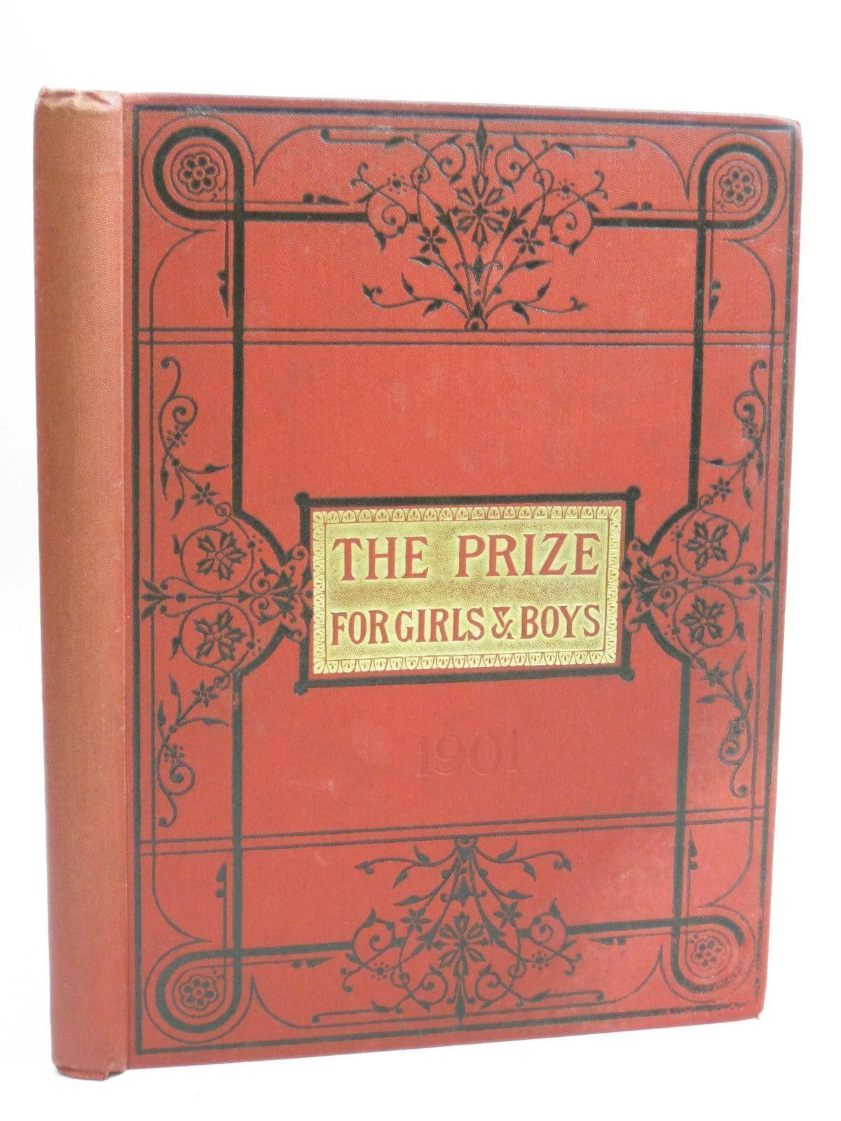 Photo of THE PRIZE FOR GIRLS AND BOYS 1901- Stock Number: 1506106