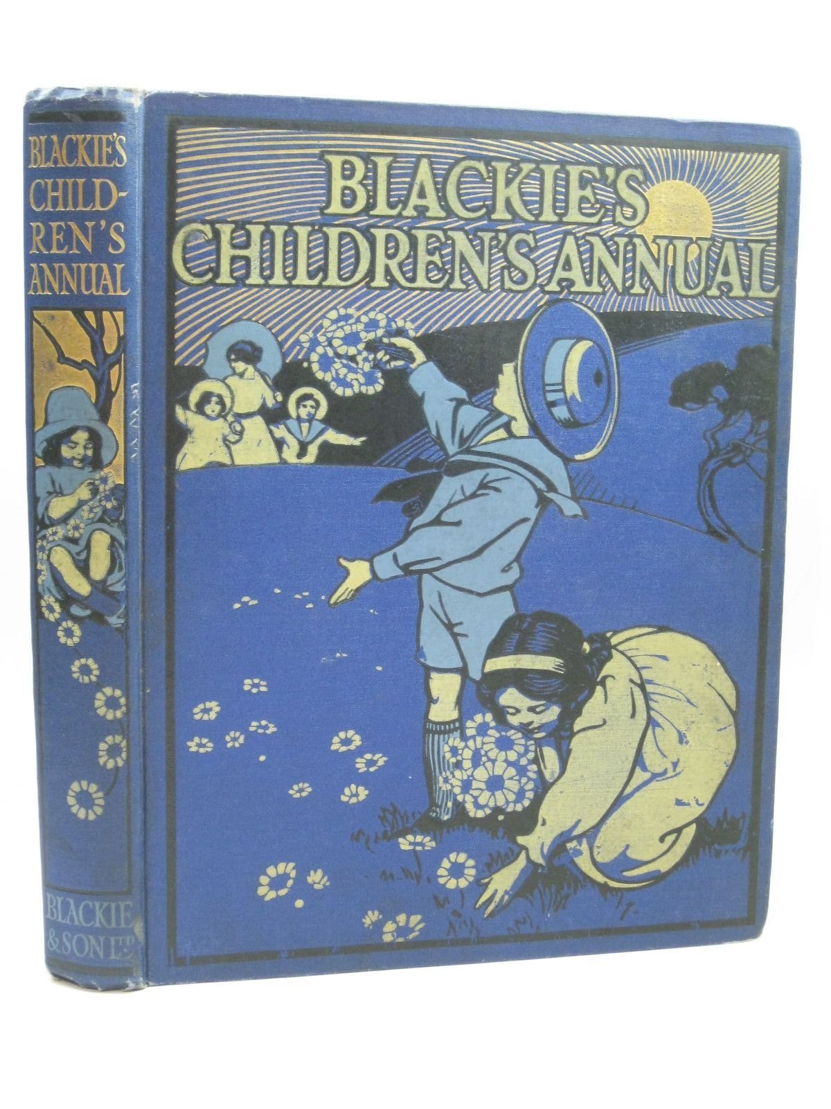 Photo of BLACKIE'S CHILDREN'S ANNUAL 9TH YEAR written by Mann, Mary E. Wilson, Theodora Wilson Morris, Alice Talwin Pope, Jessie Byron, May et al, illustrated by Browne, Gordon Adams, Frank Robinson, T.H. Harrison, Florence et al., published by Blackie & Son Ltd. (STOCK CODE: 1506185)  for sale by Stella & Rose's Books