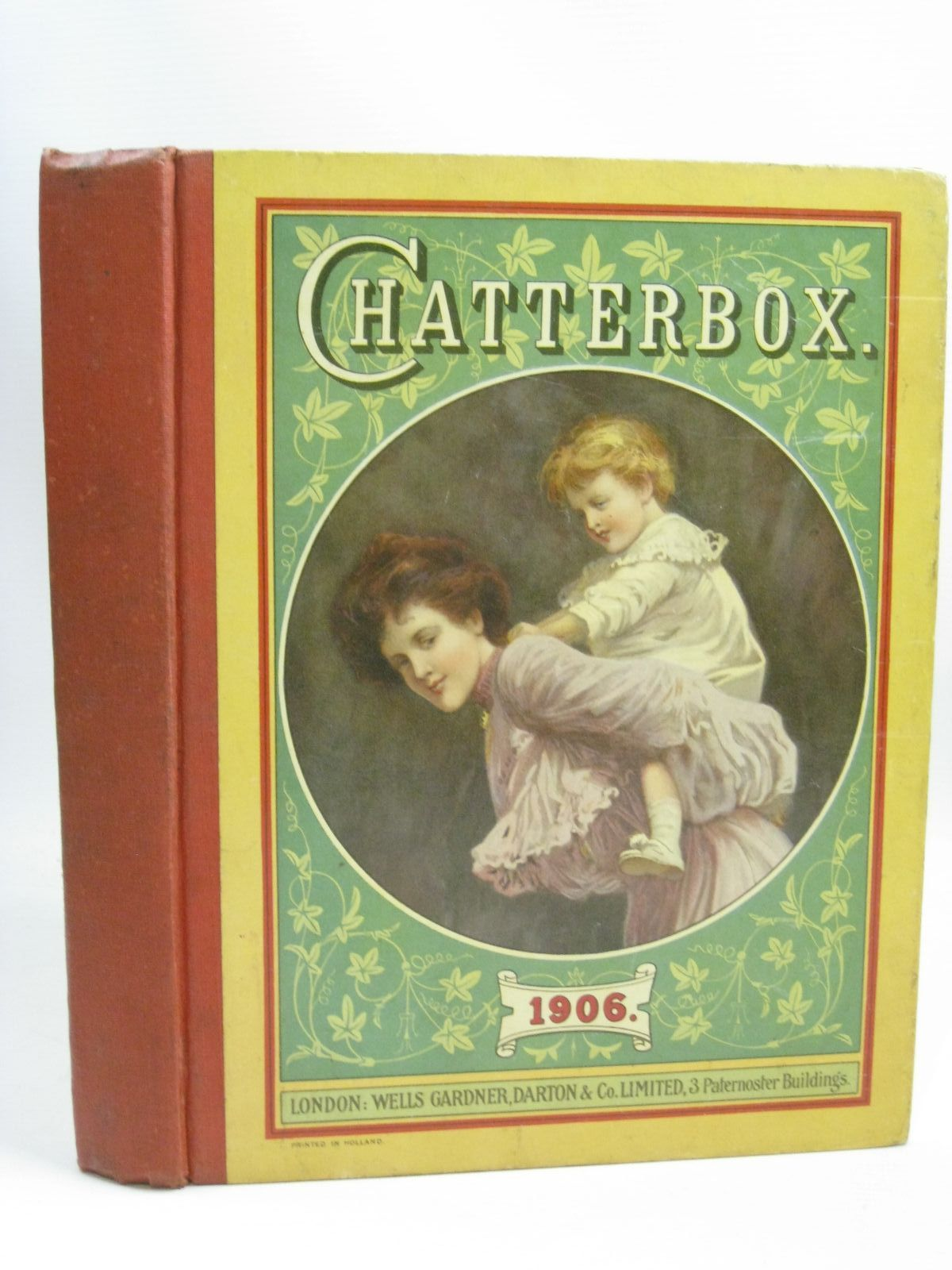 Photo of CHATTERBOX ANNUAL 1906 published by Wells Gardner, Darton & Co. Limited (STOCK CODE: 1506232)  for sale by Stella & Rose's Books