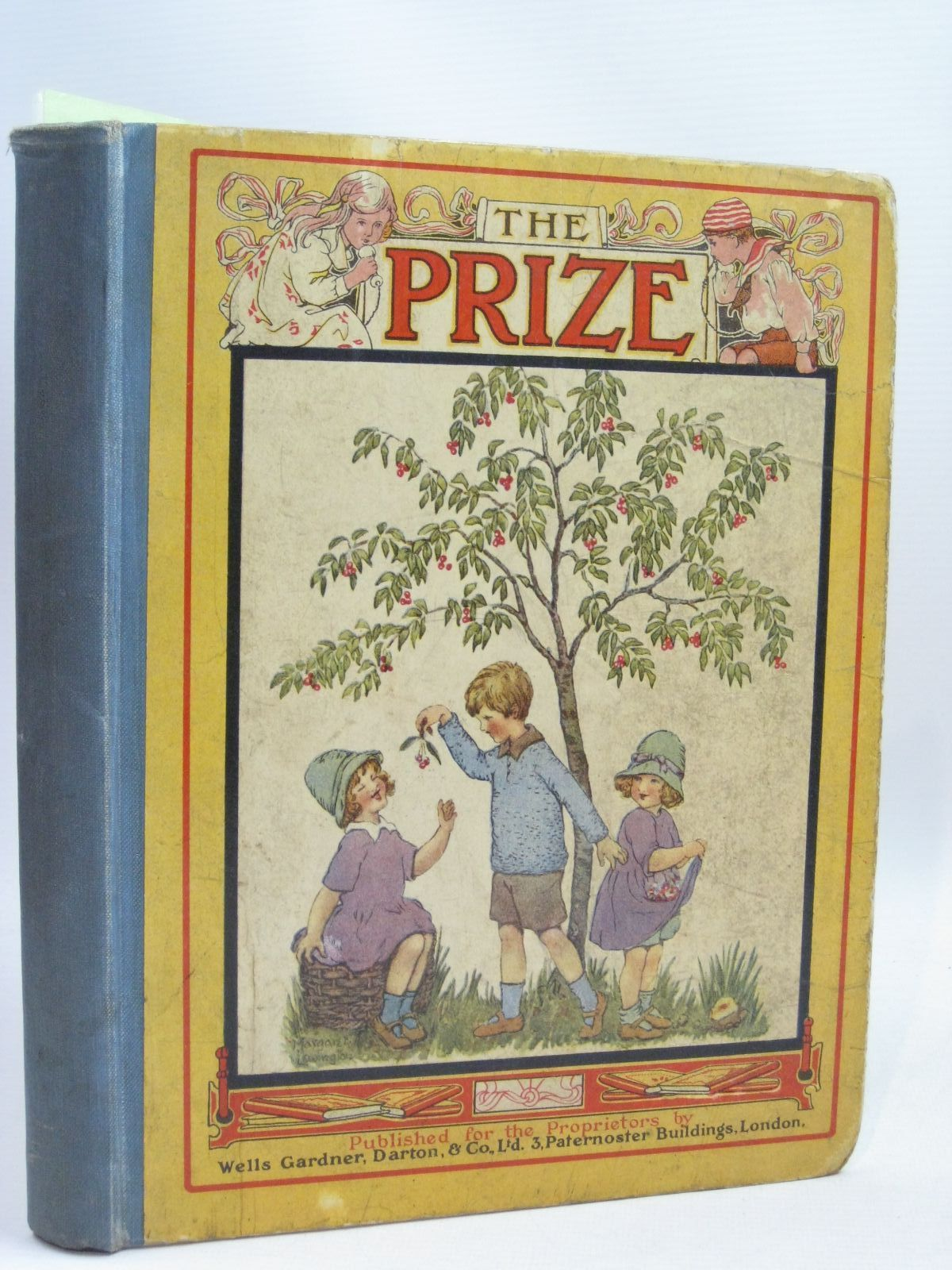 Photo of THE PRIZE FOR GIRLS AND BOYS VOL 65- Stock Number: 1506240