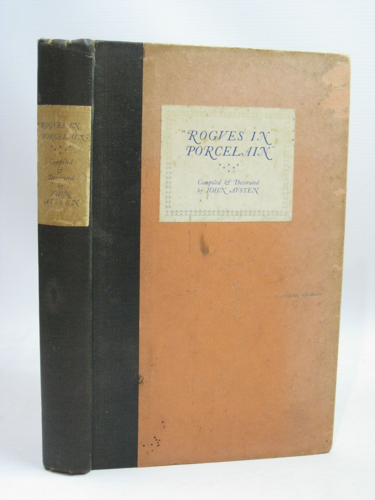 Photo of ROGUES IN PORCELAIN written by Austen, John illustrated by Austen, John published by Chapman & Hall (STOCK CODE: 1506255)  for sale by Stella & Rose's Books