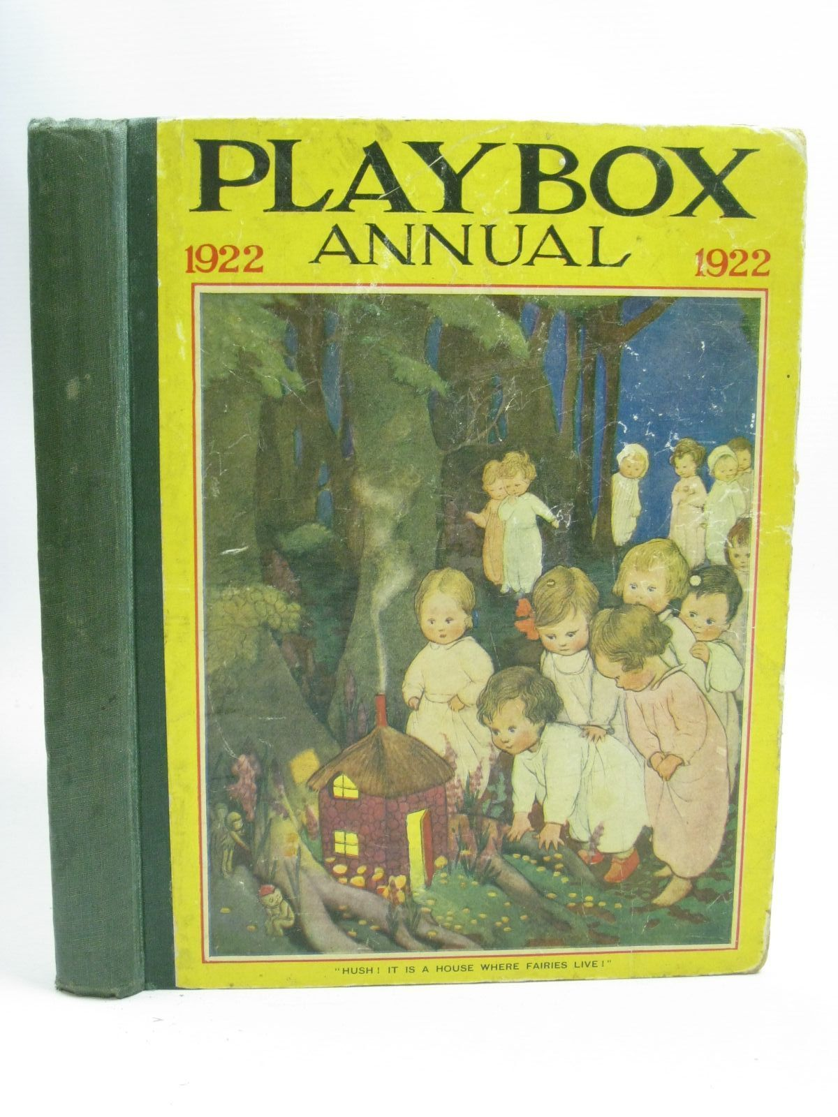 Photo of PLAYBOX ANNUAL 1922- Stock Number: 1506257