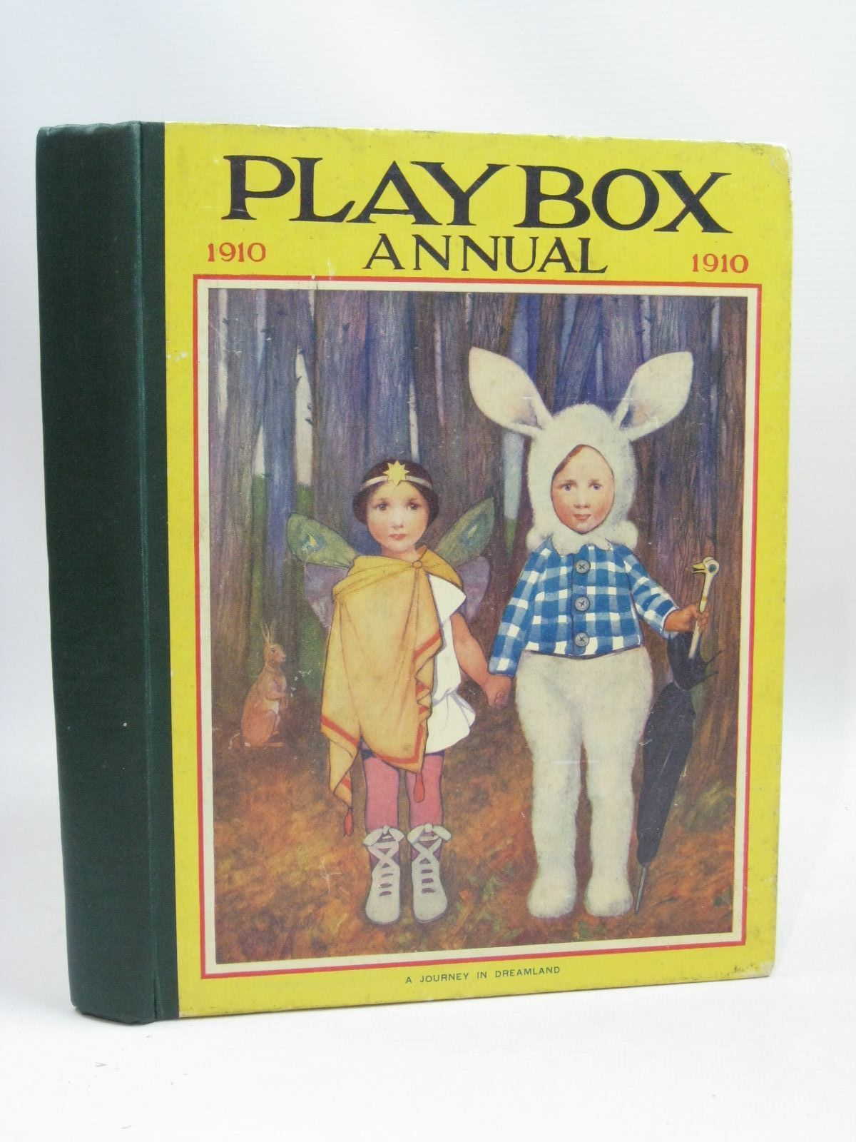 Photo of PLAYBOX ANNUAL 1910- Stock Number: 1506258