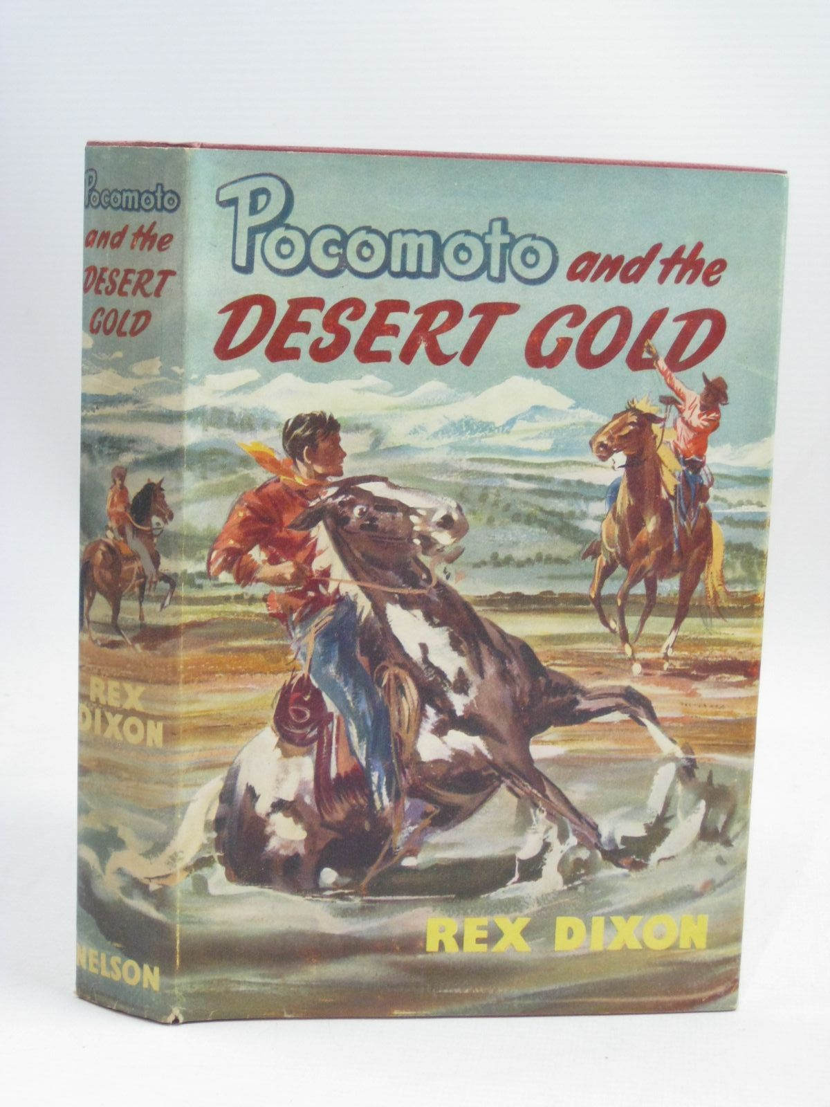 Photo of POCOMOTO AND THE DESERT GOLD- Stock Number: 1506266