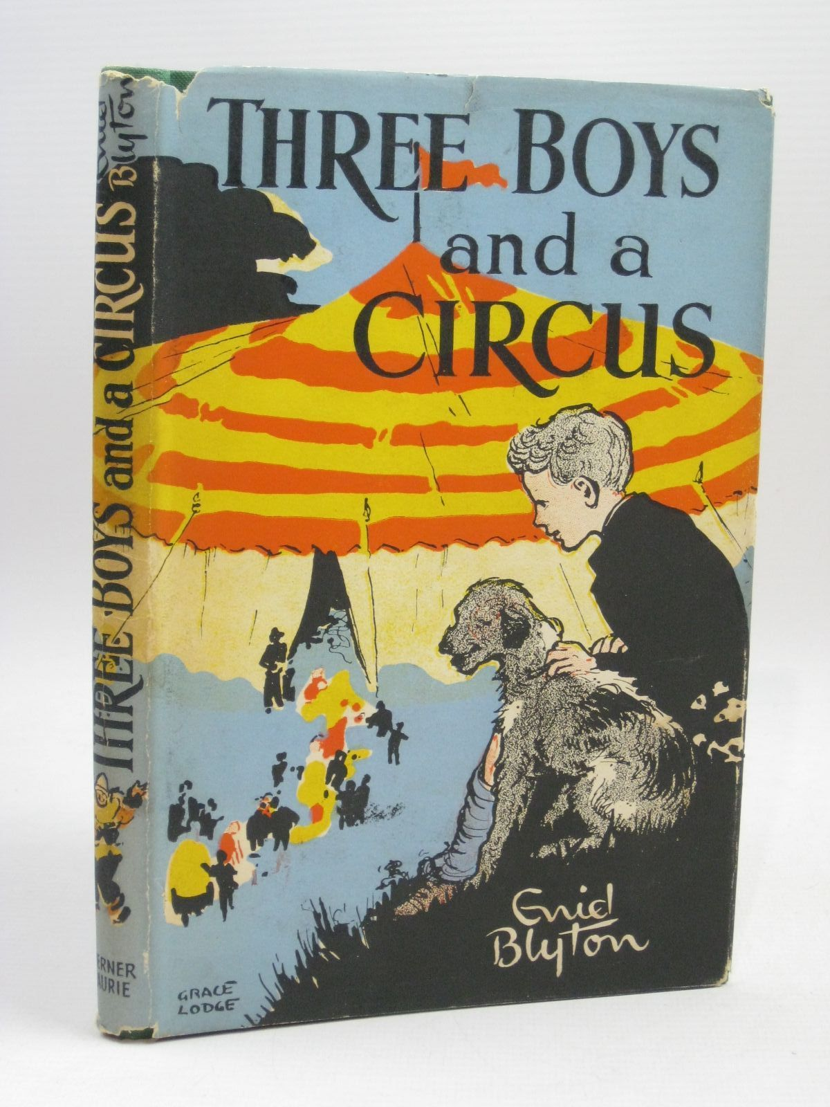 Photo of THREE BOYS AND A CIRCUS- Stock Number: 1506340