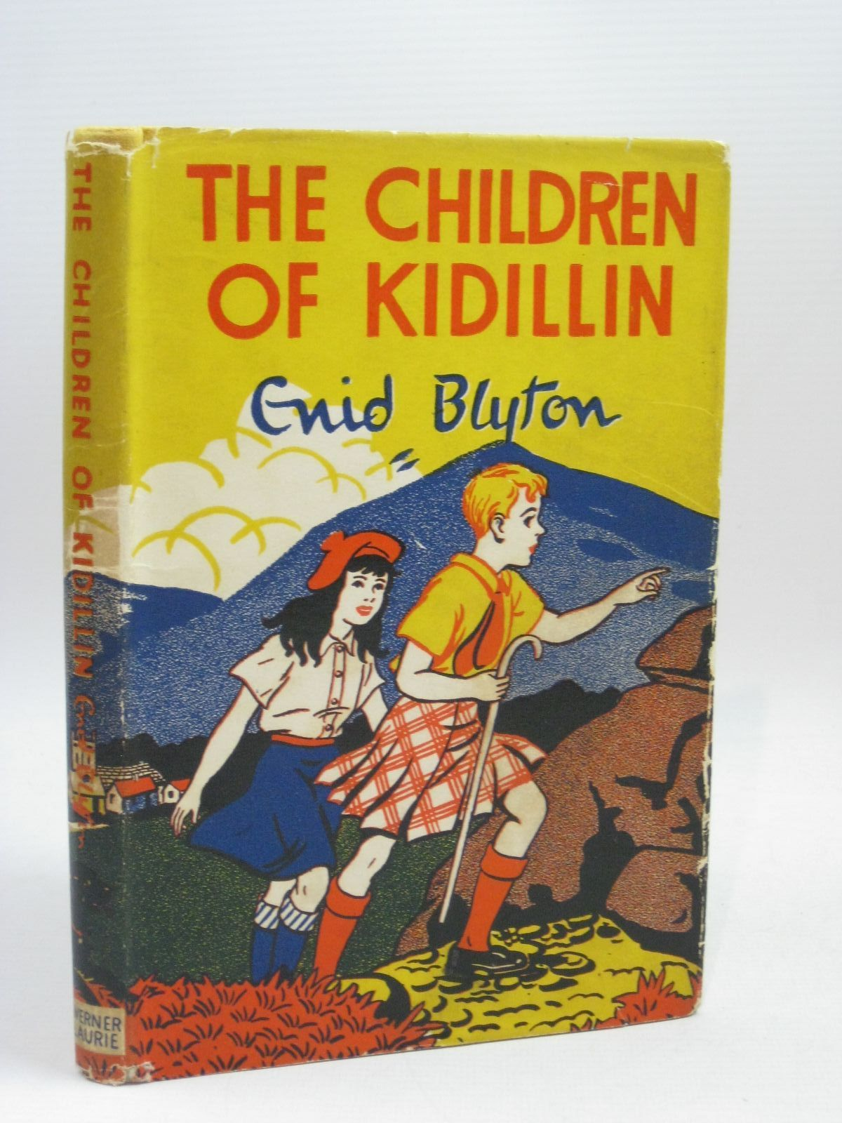 Photo of THE CHILDREN OF KIDILLIN written by Blyton, Enid illustrated by Holland, C. published by Werner Laurie (STOCK CODE: 1506342)  for sale by Stella & Rose's Books