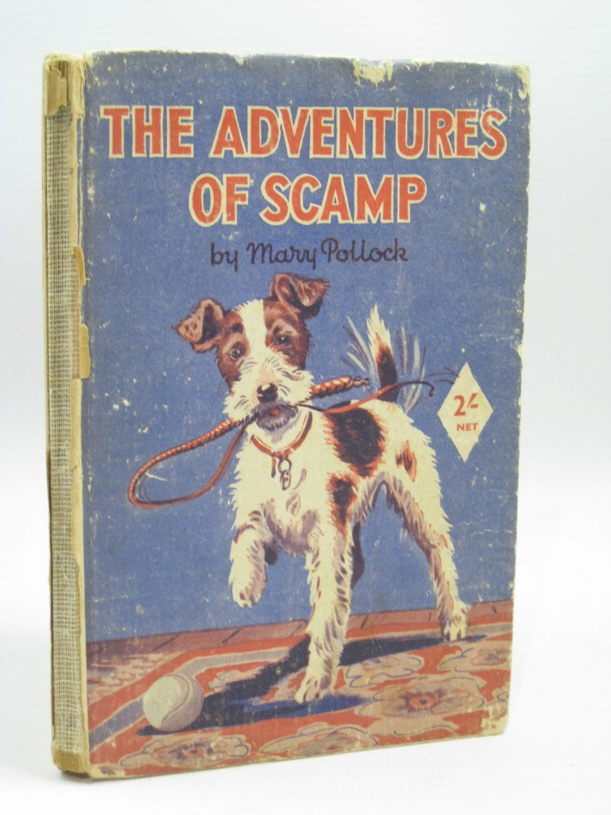 Photo of THE ADVENTURES OF SCAMP written by Pollock, Mary<br />Blyton, Enid published by George Newnes Limited (STOCK CODE: 1506344)  for sale by Stella & Rose's Books