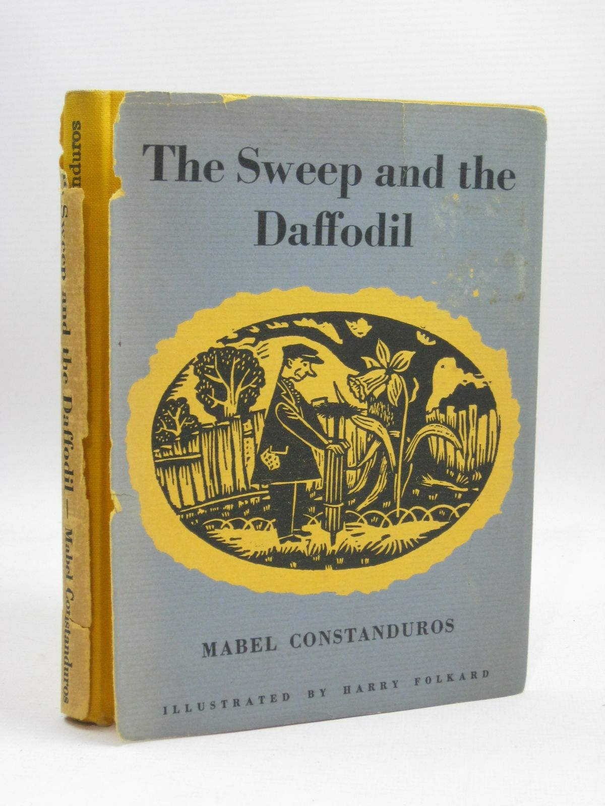 Photo of THE SWEEP AND THE DAFFODIL written by Constanduros, Mabel illustrated by Folkard, Harry published by Alston Rivers Ltd. (STOCK CODE: 1506441)  for sale by Stella & Rose's Books
