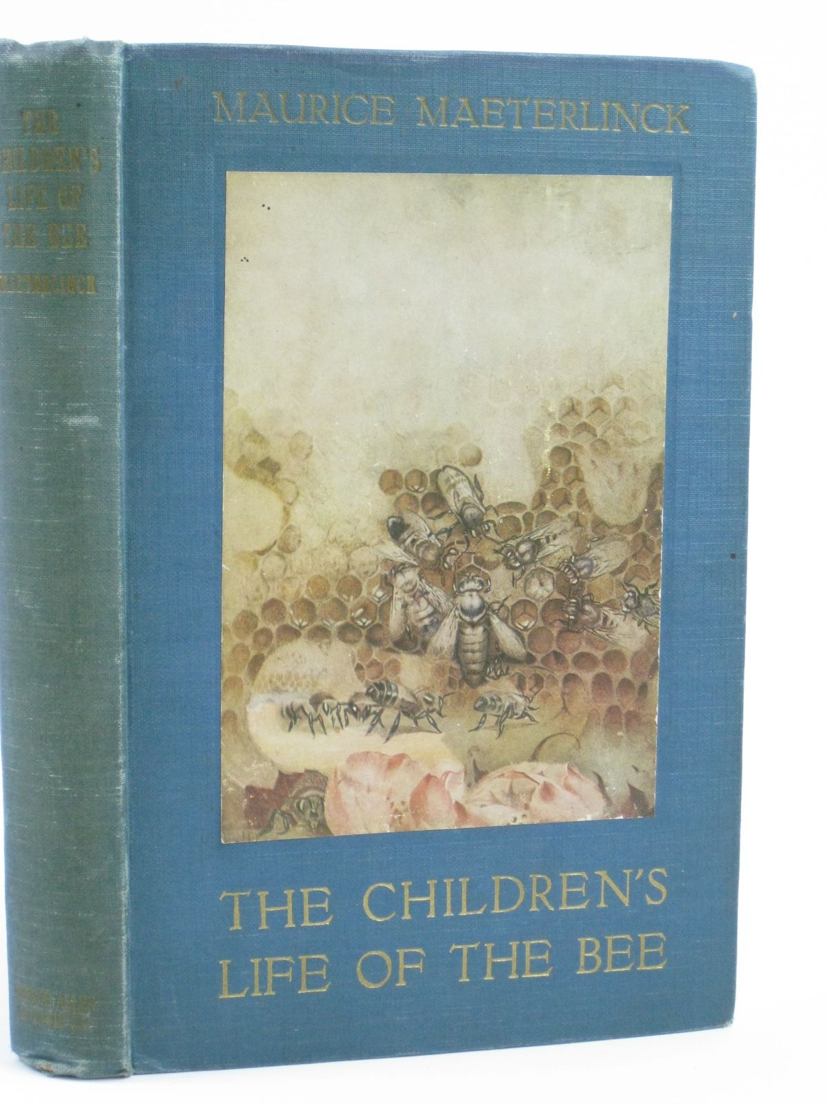Photo of THE CHILDREN'S LIFE OF THE BEE- Stock Number: 1506489