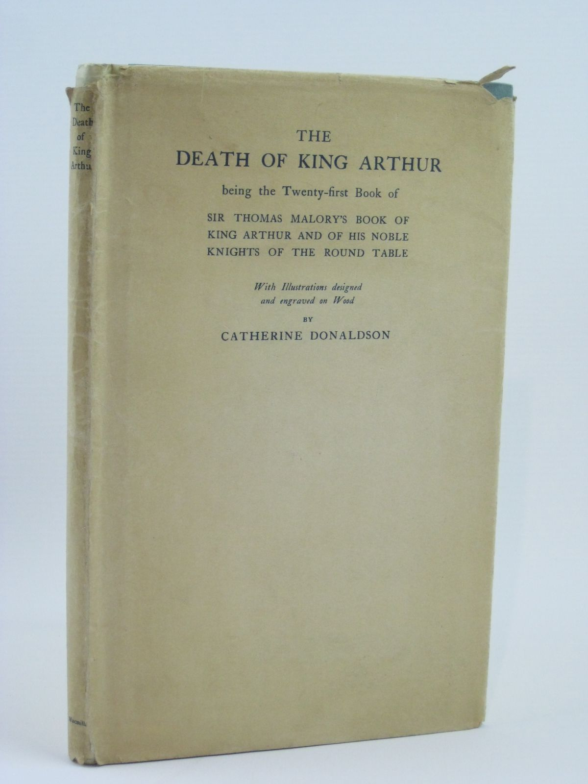 Photo of THE DEATH OF KING ARTHUR- Stock Number: 1506498