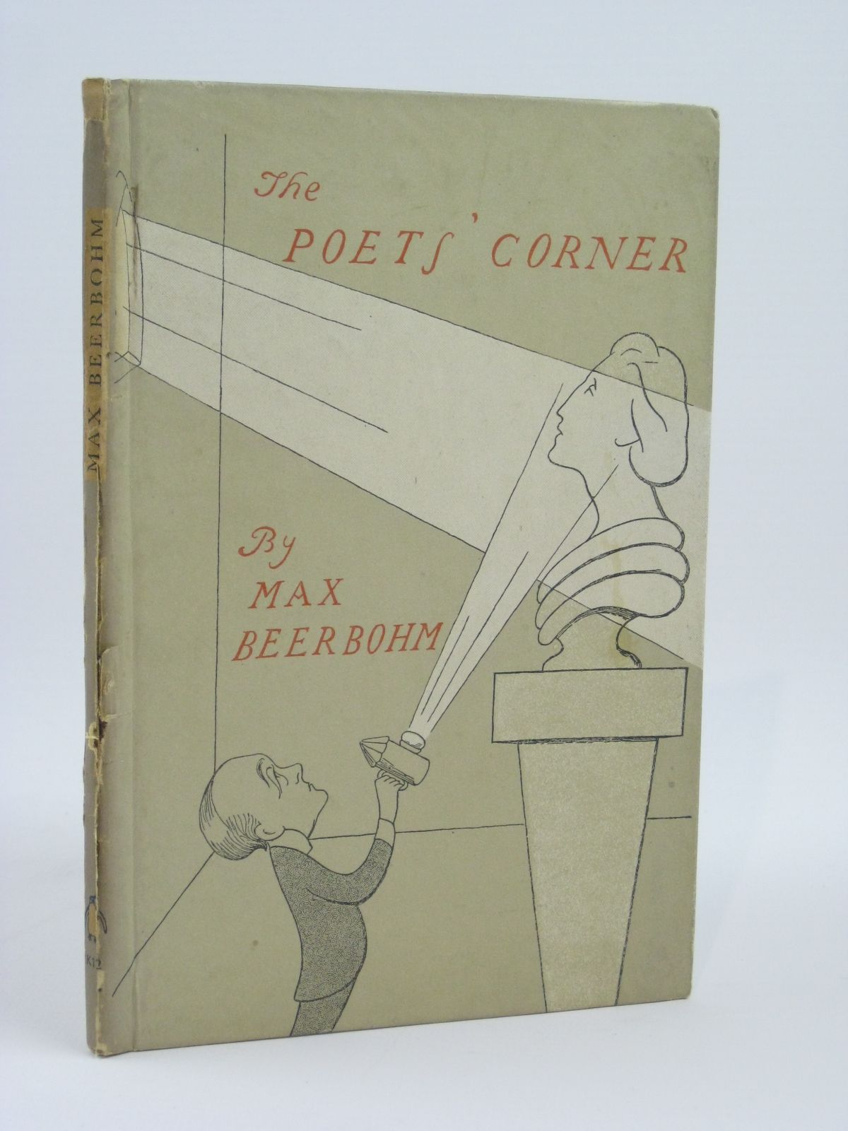 Photo of THE POET'S CORNER (KP No. 12) written by Beerbohm, Max published by Penguin (STOCK CODE: 1506553)  for sale by Stella & Rose's Books