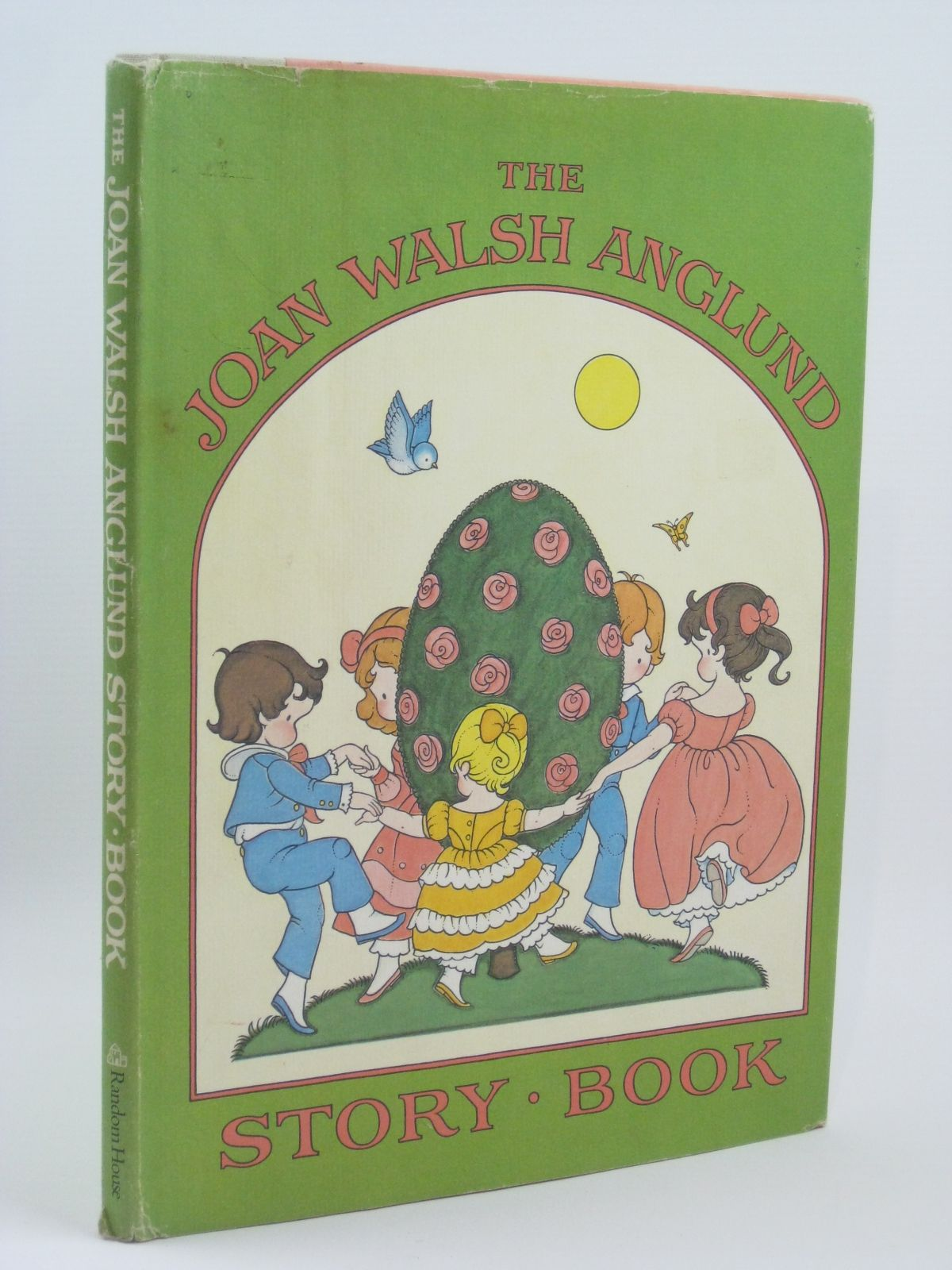 Photo of THE JOAN WALSH ANGLUND STORY BOOK written by Anglund, Joan Walsh illustrated by Anglund, Joan Walsh published by Random House (STOCK CODE: 1506574)  for sale by Stella & Rose's Books