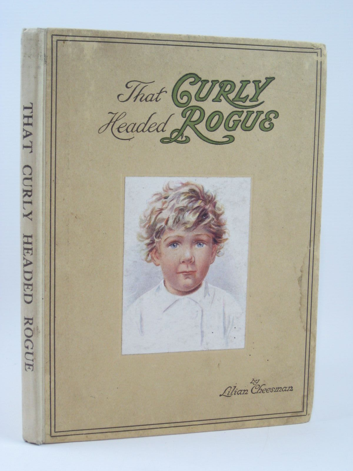 Photo of THAT CURLY HEADED ROGUE- Stock Number: 1506734
