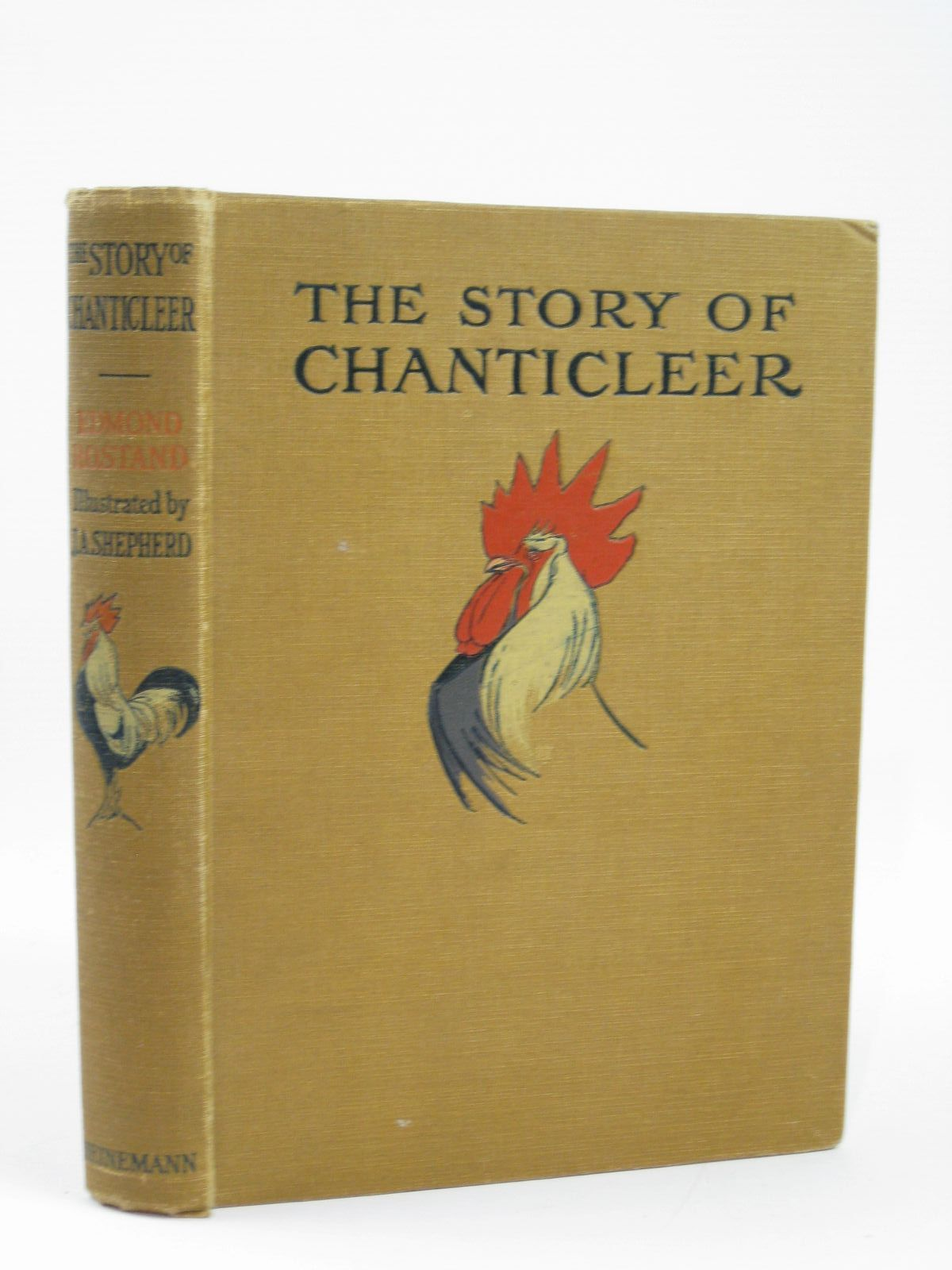 Photo of THE STORY OF CHANTICLEER- Stock Number: 1506753