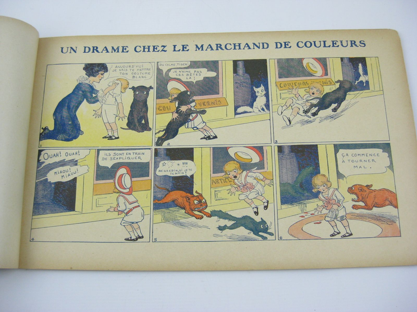 Photo of BUSTER BROWN LE PETIT FARCEUR illustrated by Outcault, R.F. published by Librairie Hachette (STOCK CODE: 1506857)  for sale by Stella & Rose's Books