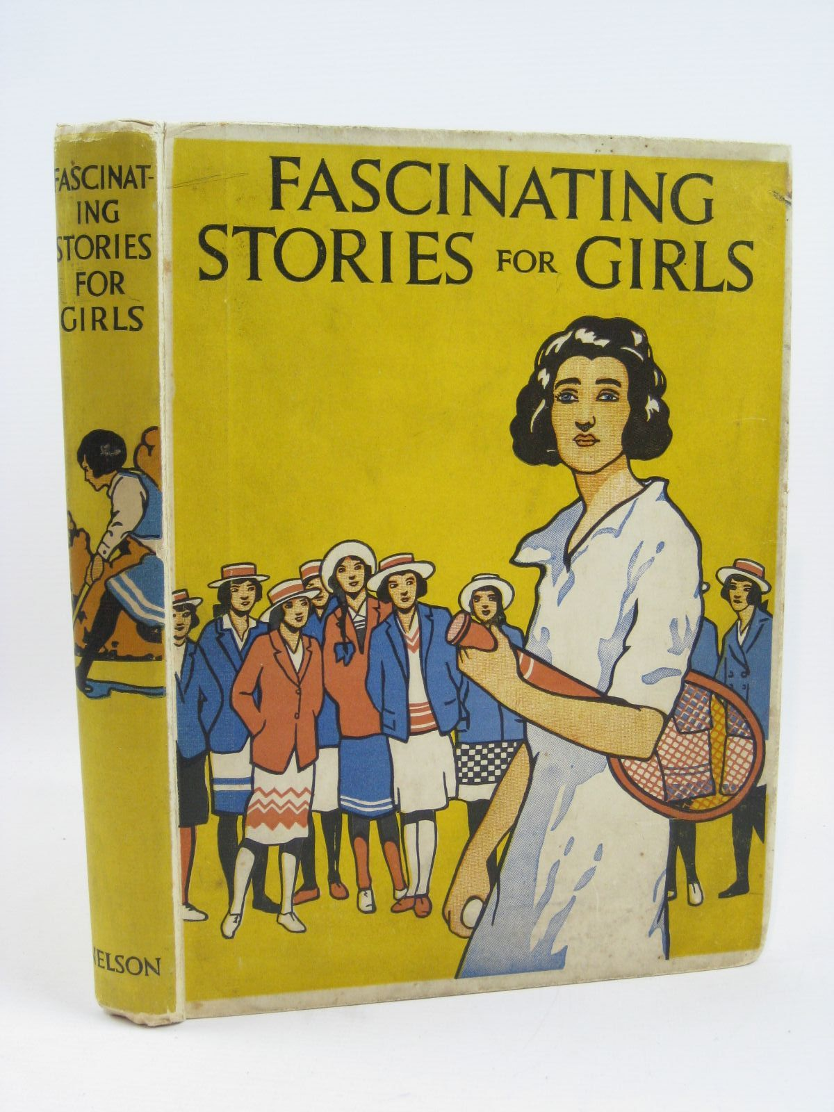 Photo of FASCINATING STORIES FOR GIRLS- Stock Number: 1506871