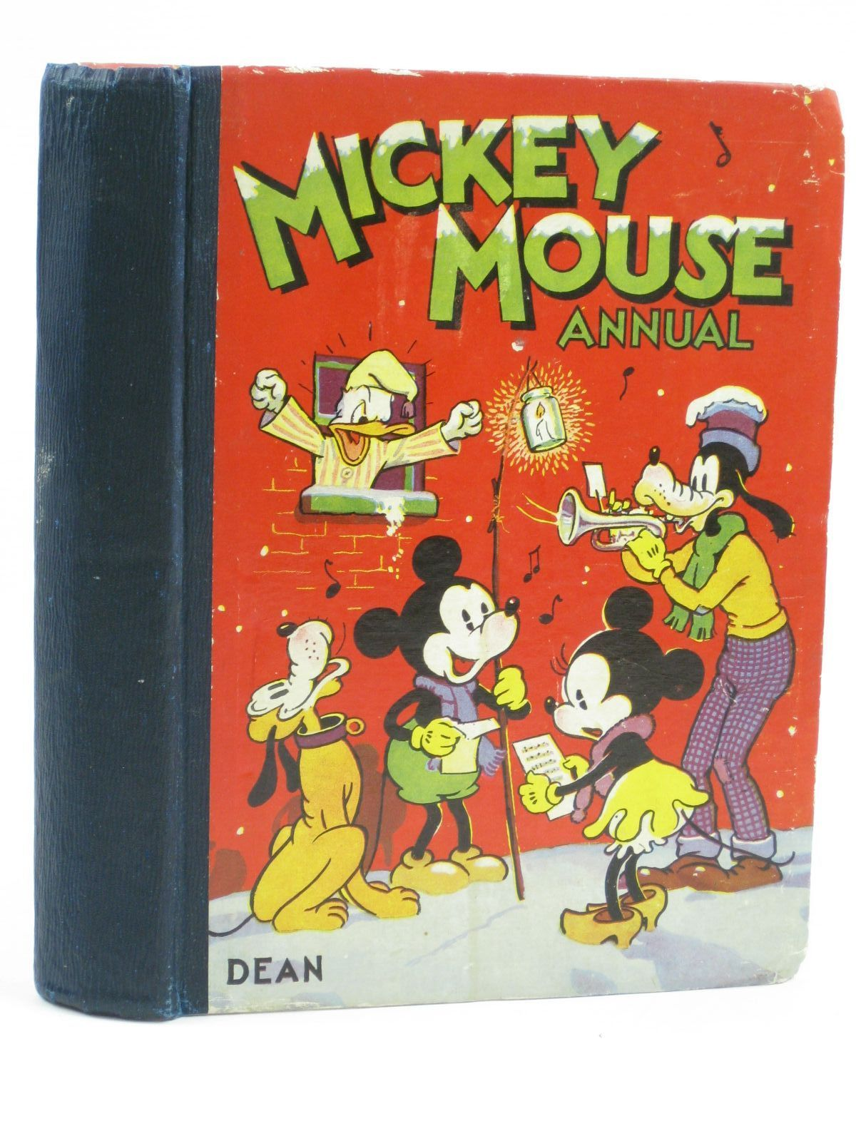 Photo of MICKEY MOUSE ANNUAL 1945 FOR 1946 written by Disney, Walt published by Dean & Son Ltd. (STOCK CODE: 1506903)  for sale by Stella & Rose's Books