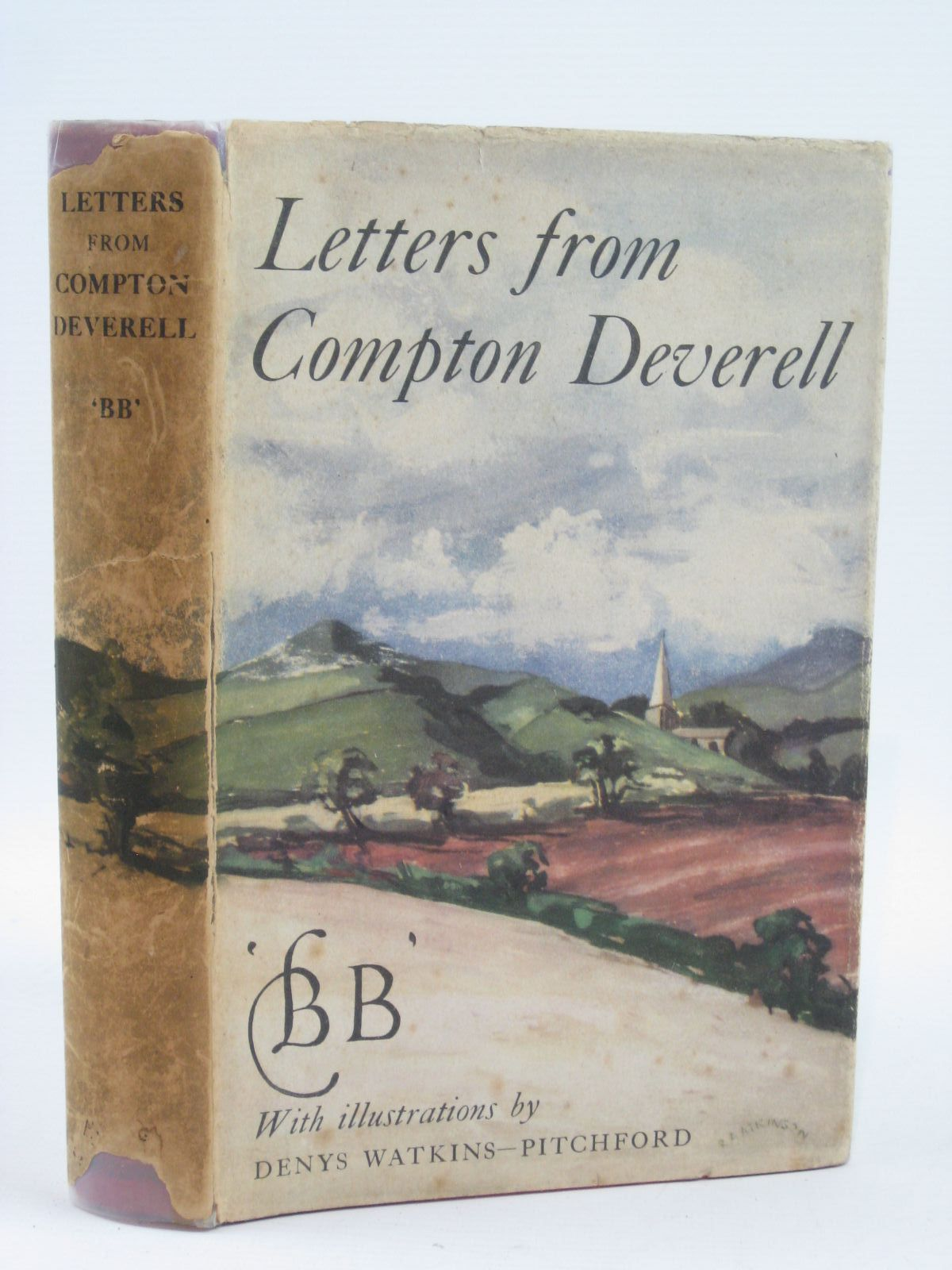 Photo of LETTERS FROM COMPTON DEVERELL written by BB,  illustrated by BB,  published by Eyre & Spottiswoode (STOCK CODE: 1506922)  for sale by Stella & Rose's Books