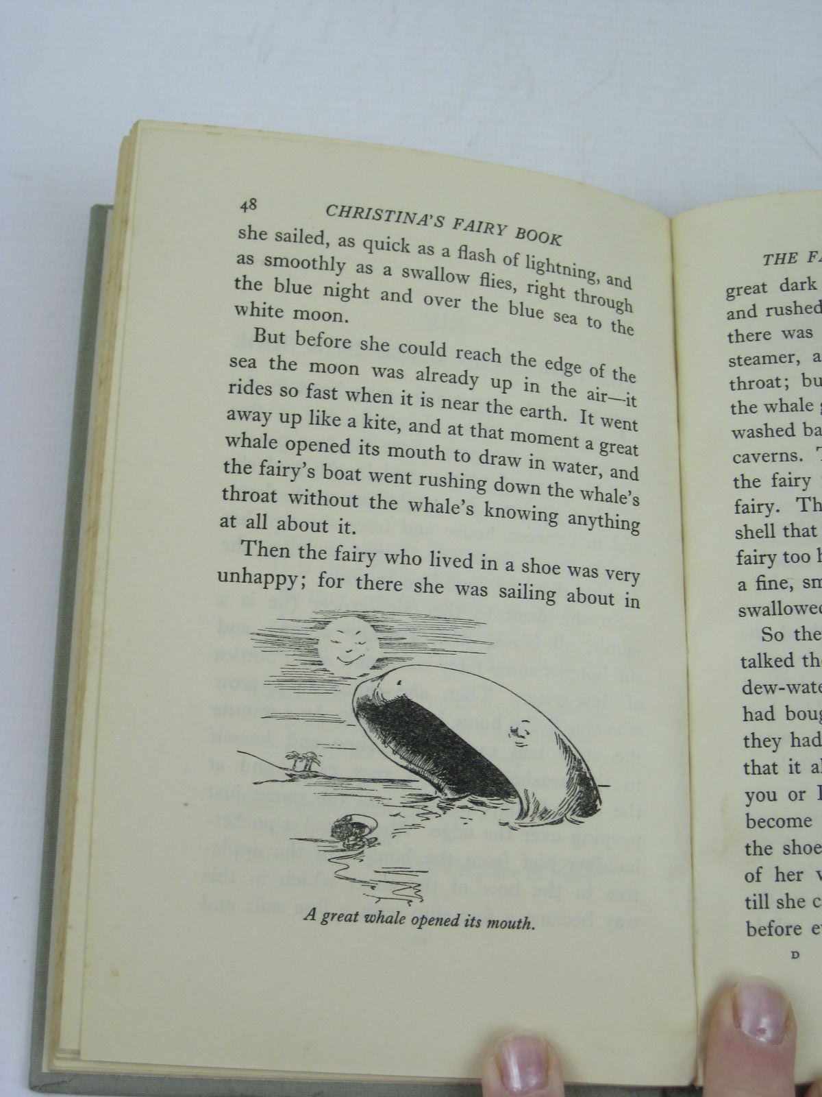 Photo of CHRISTINA'S FAIRY BOOK written by Ford, Ford Madox illustrated by Vise, Jennetta published by Latimer House Limited (STOCK CODE: 1506934)  for sale by Stella & Rose's Books