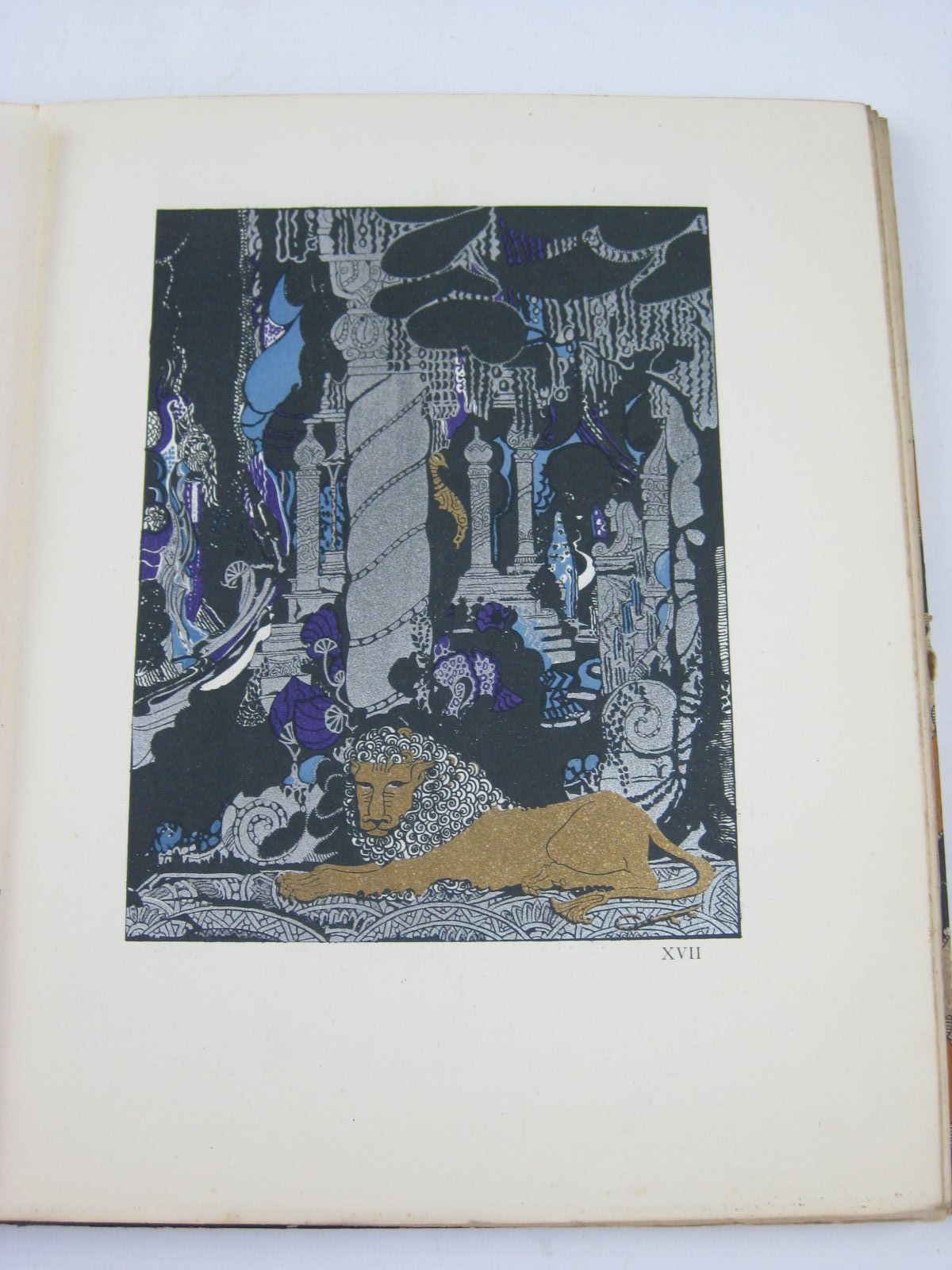Photo of RUBAIYAT OF OMAR KHAYYAM written by Fitzgerald, Edward illustrated by Fish,  published by John Lane The Bodley Head Limited (STOCK CODE: 1506979)  for sale by Stella & Rose's Books