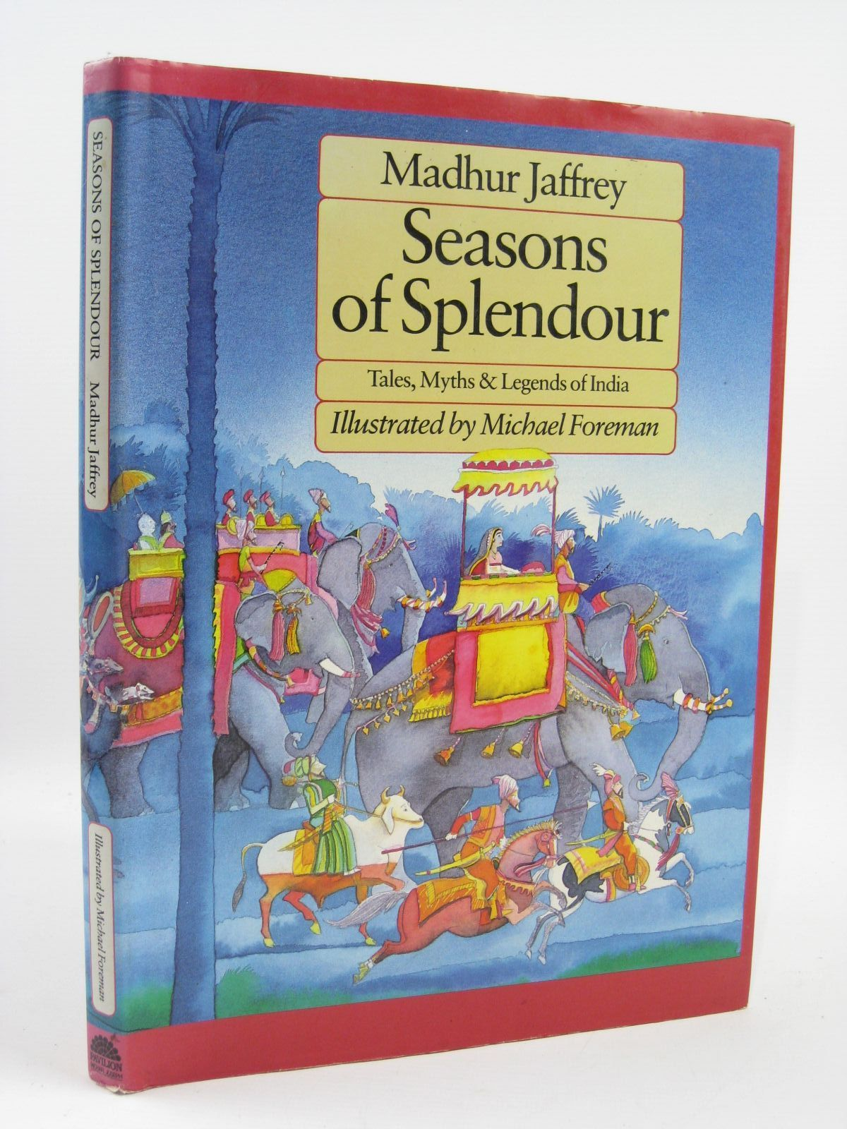 Photo of SEASONS OF SPLENDOUR TALES, MYTHS & LEGENDS OF INDIA- Stock Number: 1507018
