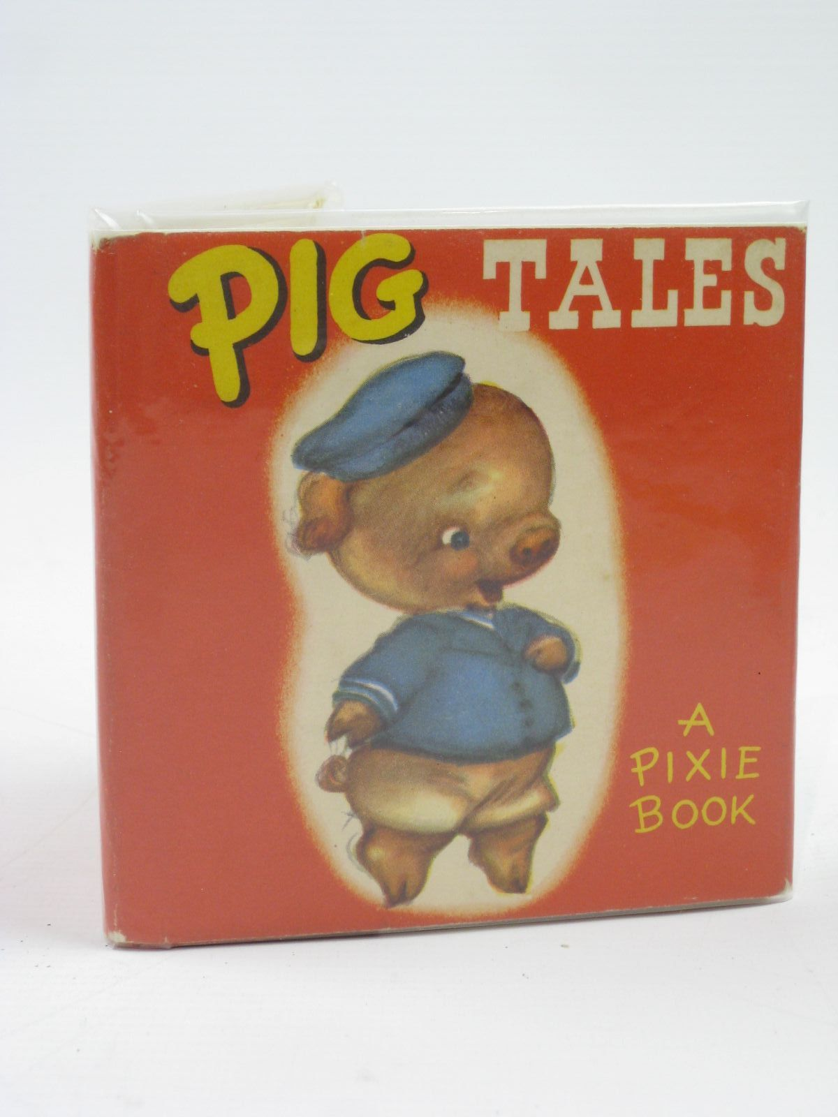 Photo of PIG TALES written by Dixon, Miriam illustrated by Dixon, Miriam published by Collins (STOCK CODE: 1507100)  for sale by Stella & Rose's Books