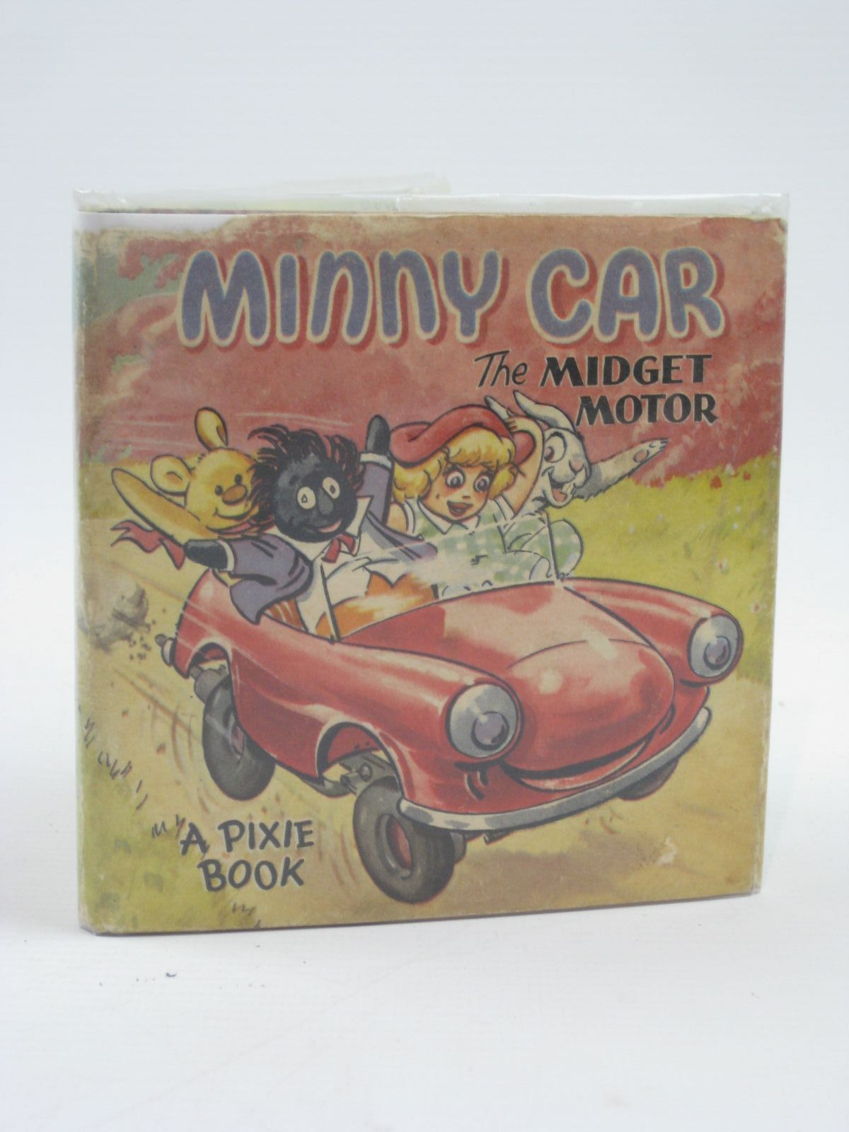 Photo of MINNY CAR written by Fair, Sam illustrated by Fair, Sam published by Collins (STOCK CODE: 1507106)  for sale by Stella & Rose's Books