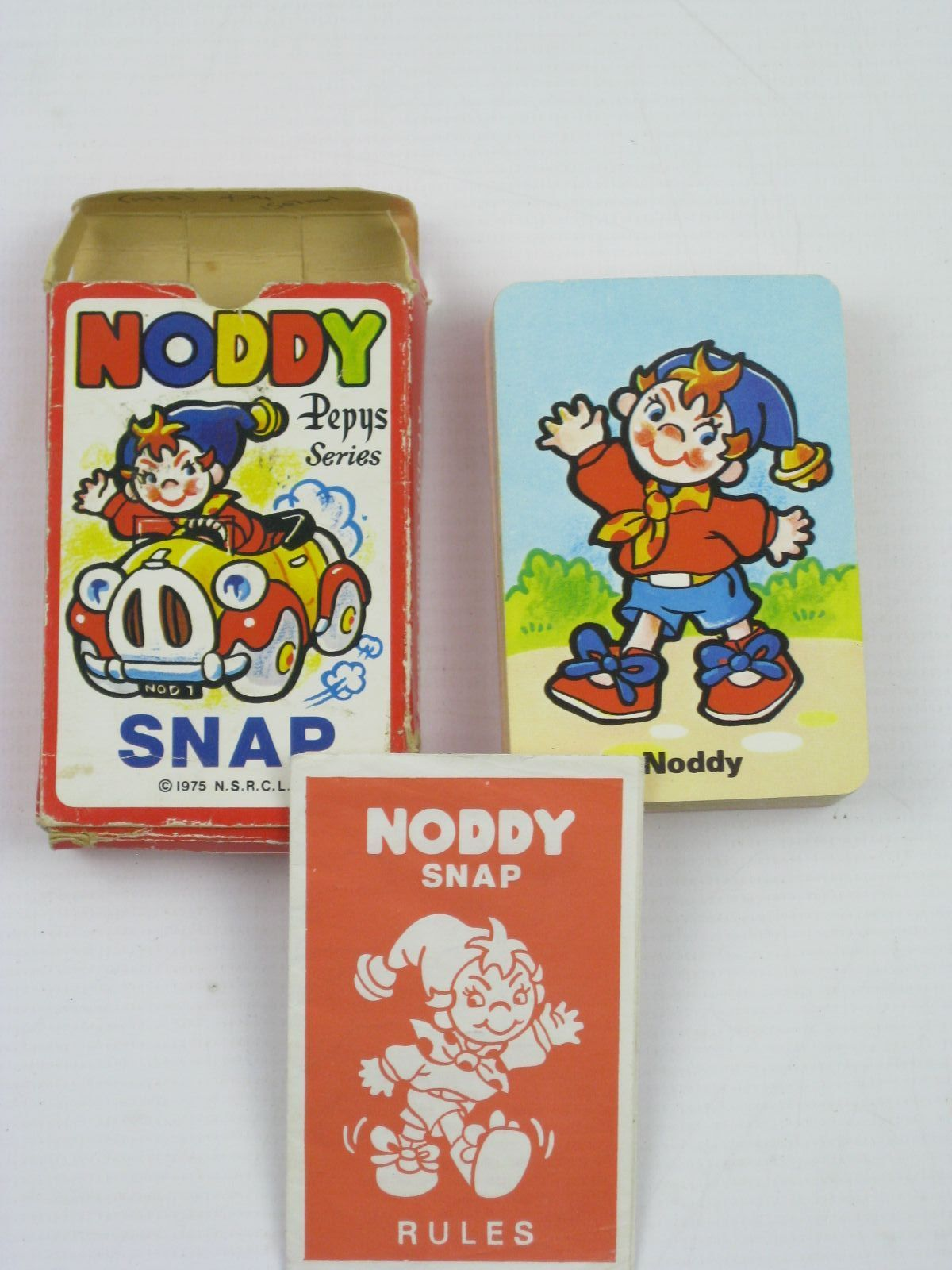 Photo of NODDY SNAP CARDS- Stock Number: 1507141