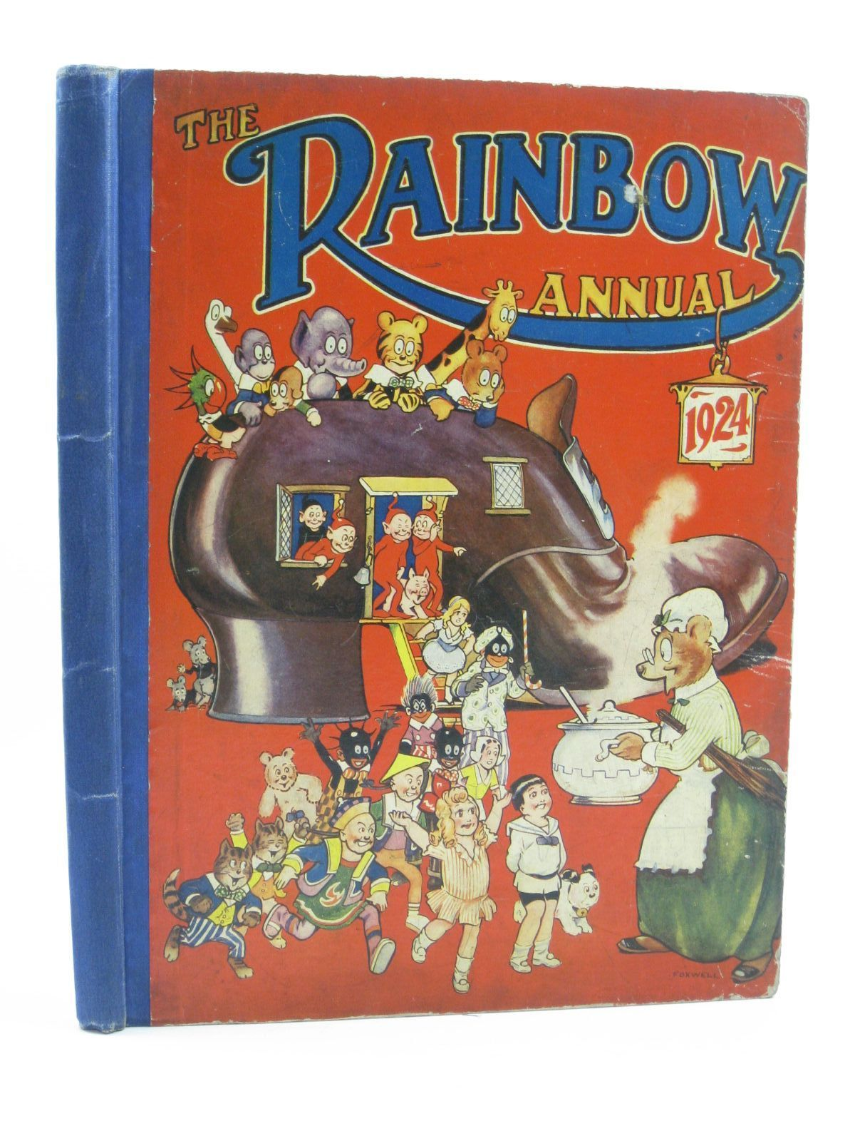 Photo of RAINBOW ANNUAL 1924- Stock Number: 1507145