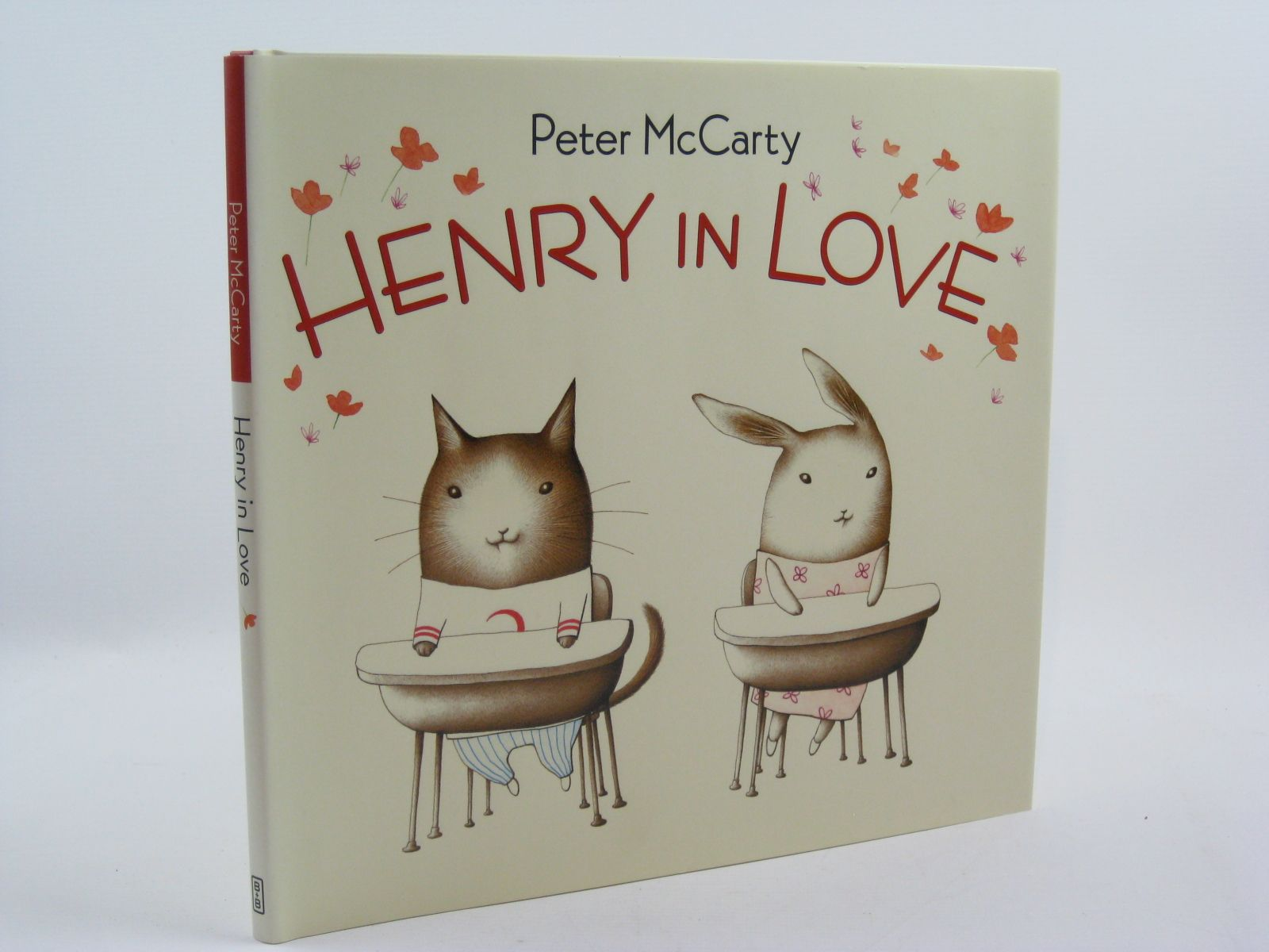 Photo of HENRY IN LOVE written by McCarty, Peter illustrated by McCarty, Peter published by Balzer And Bray (STOCK CODE: 1507163)  for sale by Stella & Rose's Books