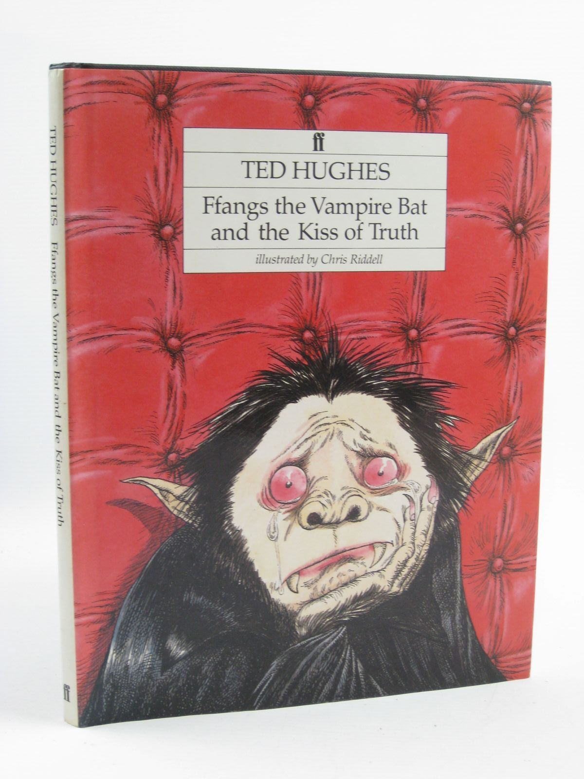 Photo of FFANGS THE VAMPIRE BAT AND THE KISS OF TRUTH- Stock Number: 1507203