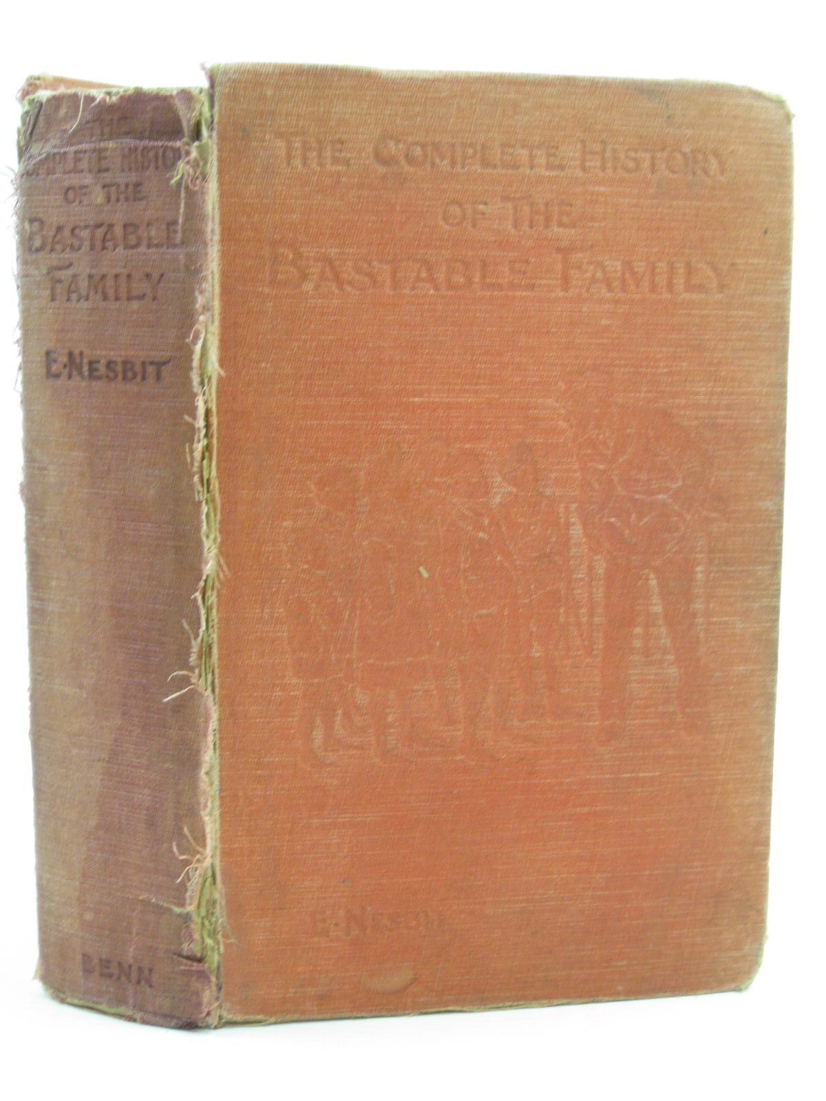 Photo of THE COMPLETE HISTORY OF THE BASTABLE FAMILY- Stock Number: 1507401