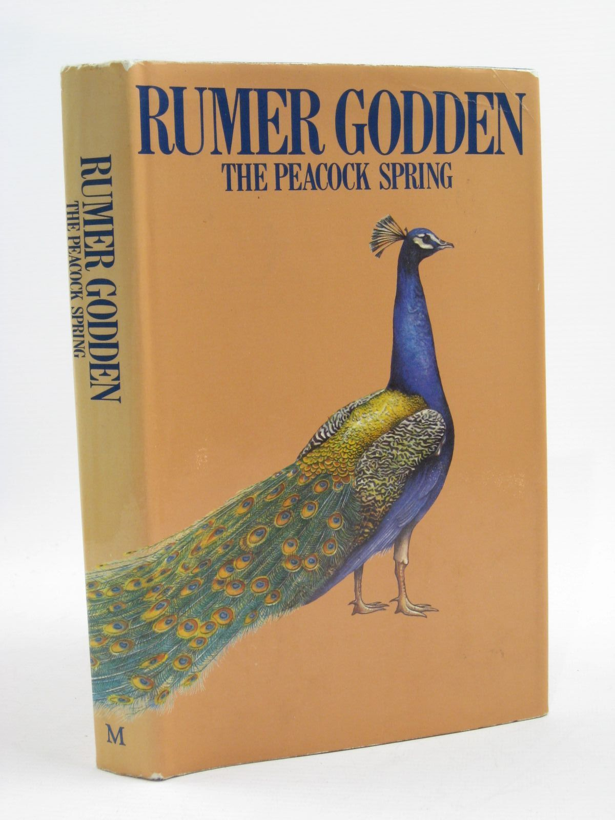 Photo of THE PEACOCK SPRING written by Godden, Rumer published by Macmillan & Co. (STOCK CODE: 1507425)  for sale by Stella & Rose's Books