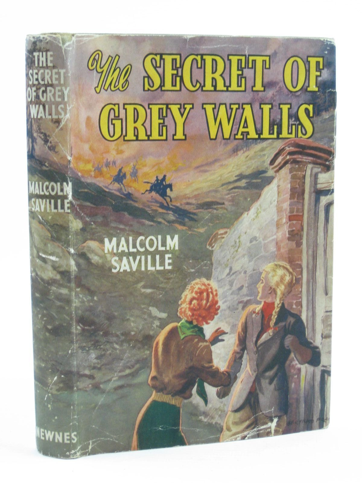 Photo of THE SECRET OF GREY WALLS- Stock Number: 1507445