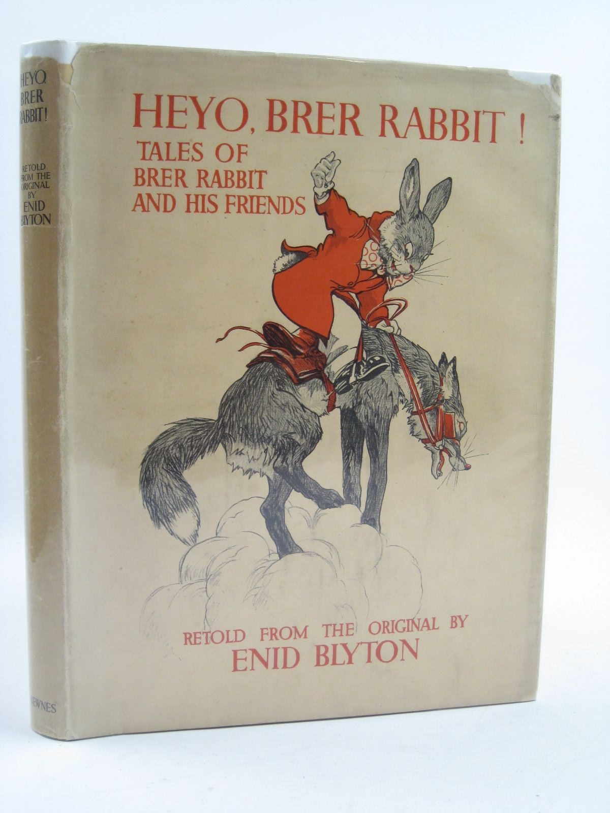 Photo of HEYO, BRER RABBIT!- Stock Number: 1507449