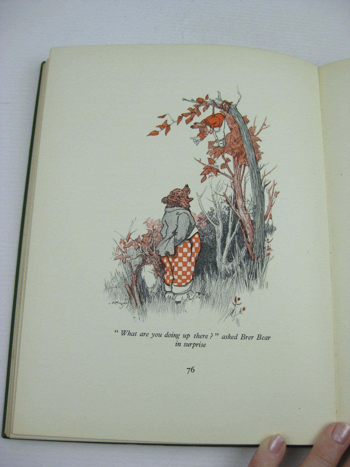 Photo of HEYO, BRER RABBIT! written by Blyton, Enid illustrated by Nixon, Kathleen published by George Newnes Ltd. (STOCK CODE: 1507449)  for sale by Stella & Rose's Books