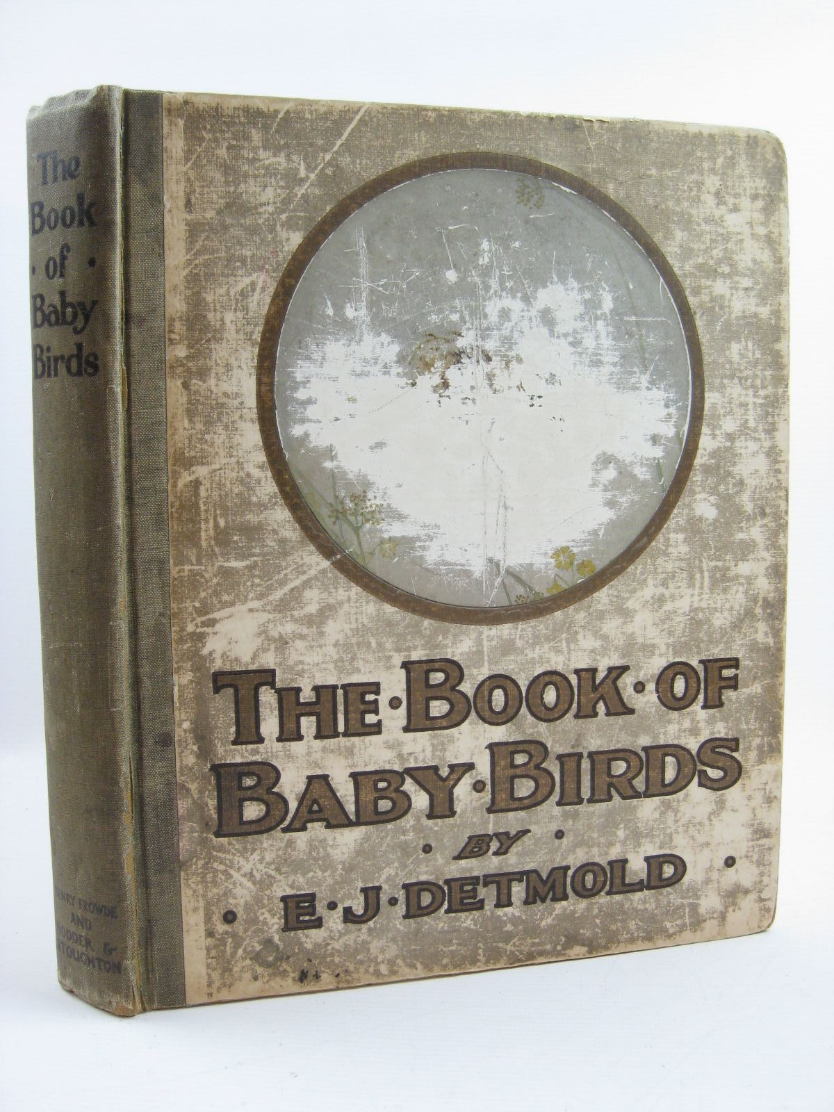 Photo of THE BOOK OF BABY BIRDS written by Dugdale, Florence E. illustrated by Detmold, Edward J. published by Henry Frowde, Hodder & Stoughton (STOCK CODE: 1507451)  for sale by Stella & Rose's Books