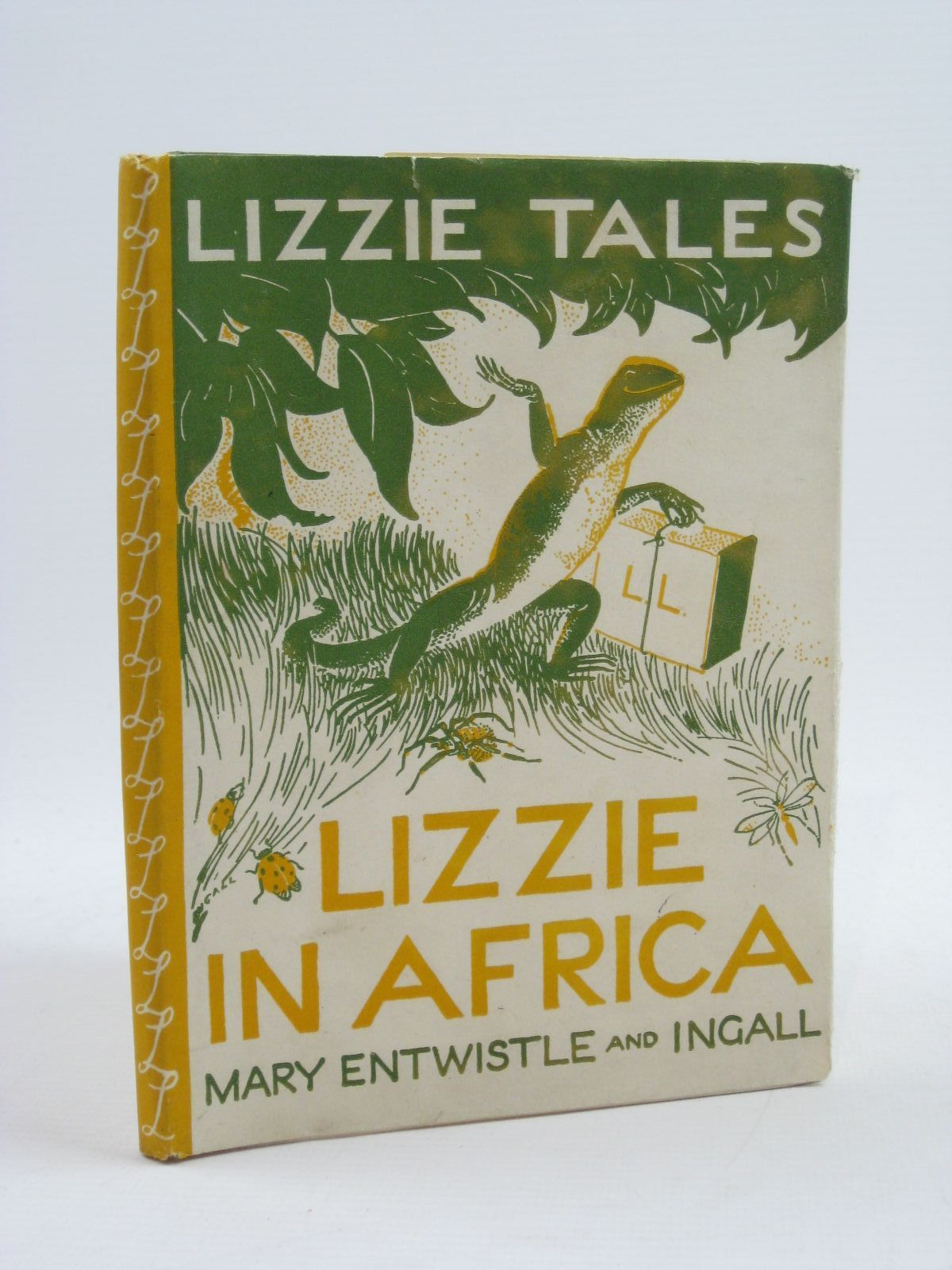 Photo of LIZZIE TALES: BOOK ONE LIZZIE IN AFRICA- Stock Number: 1507464