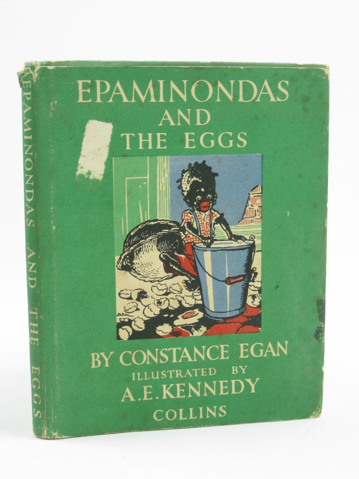 Photo of EPAMINONDAS AND THE EGGS- Stock Number: 1507467