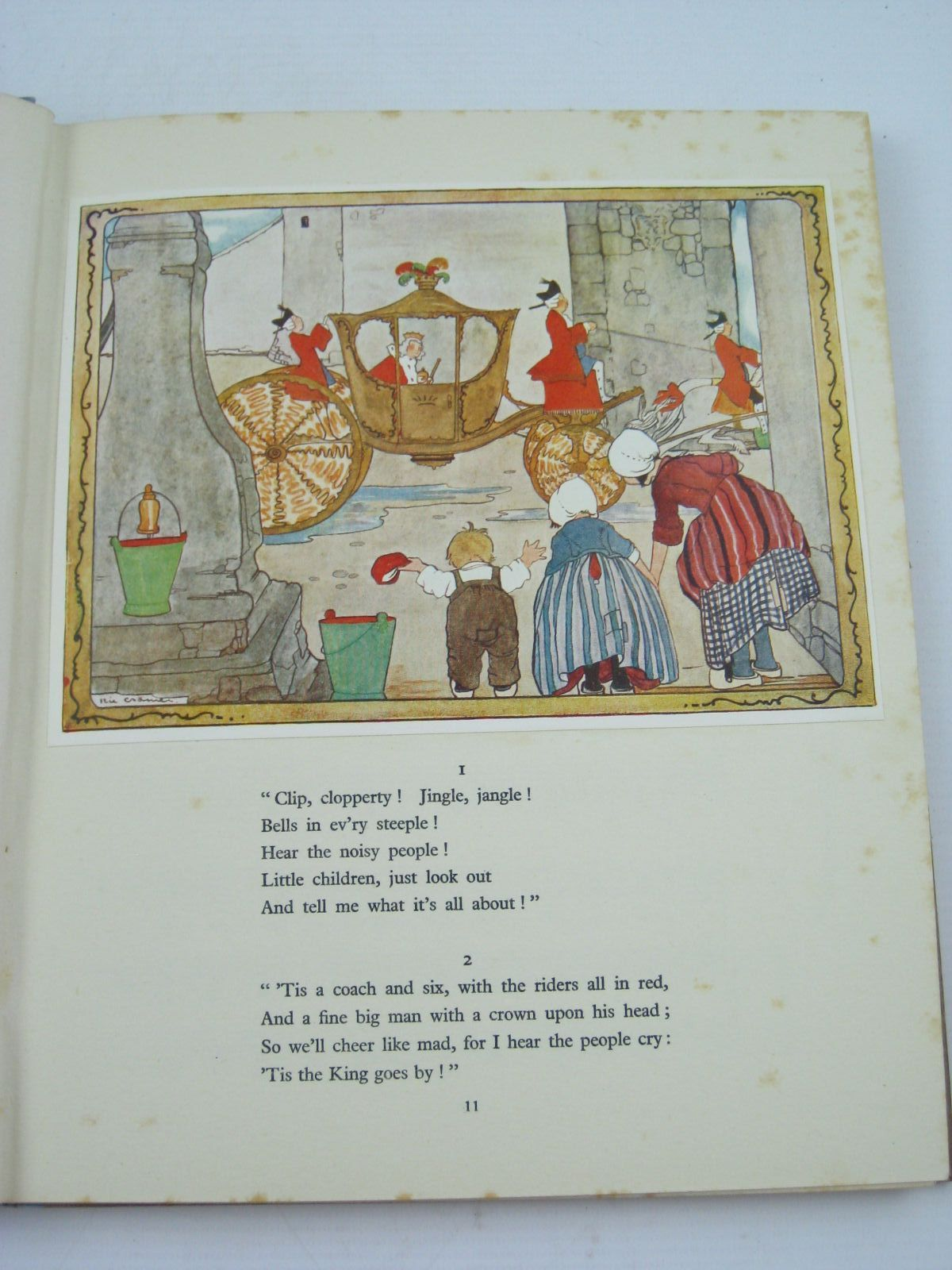 Photo of LITTLE DUTCHY - NURSERY SONGS FROM HOLLAND written by Ransom, Will illustrated by Cramer, Rie<br />Anderson, Anne published by George G. Harrap &amp; Co. Ltd. (STOCK CODE: 1507493)  for sale by Stella & Rose's Books
