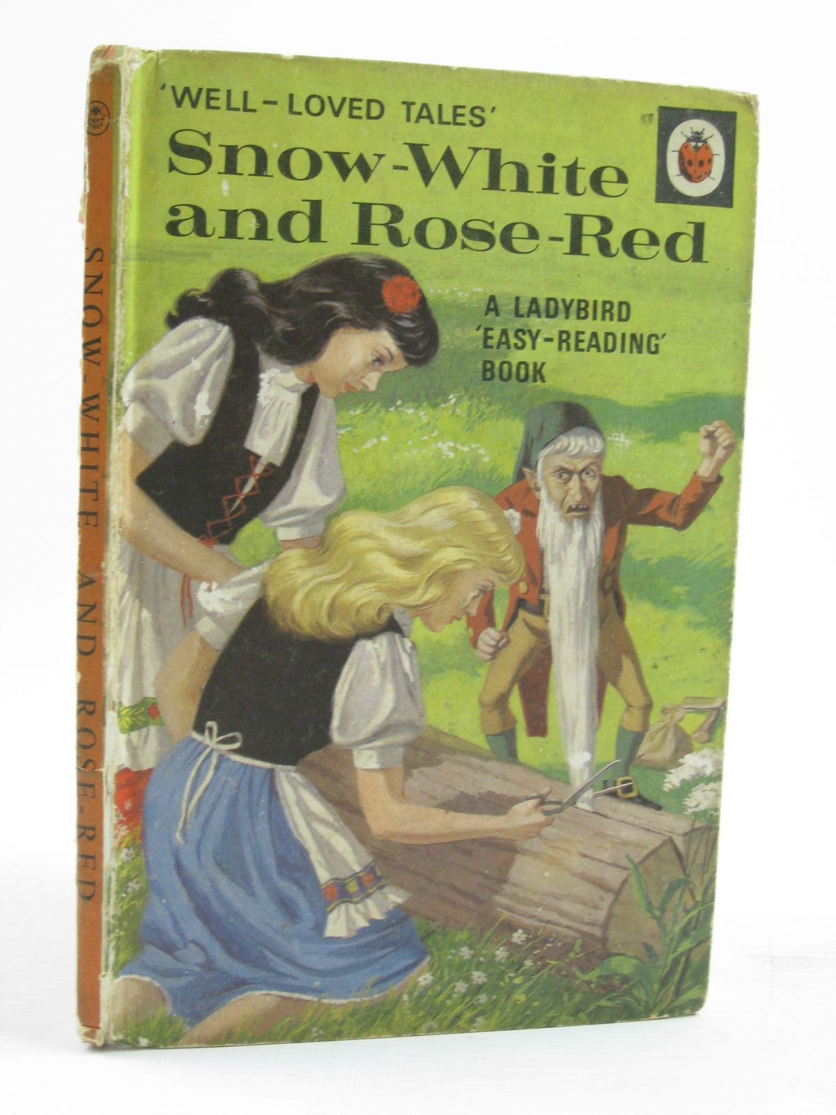 Photo of SNOW-WHITE AND ROSE-RED written by Southgate, Vera illustrated by Winter, Eric published by Wills & Hepworth Ltd. (STOCK CODE: 1507527)  for sale by Stella & Rose's Books